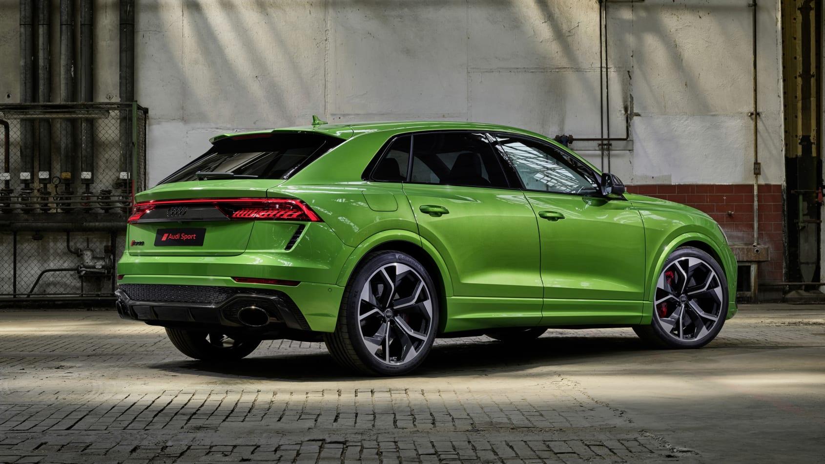 Audi RS Q8 2020 official pics