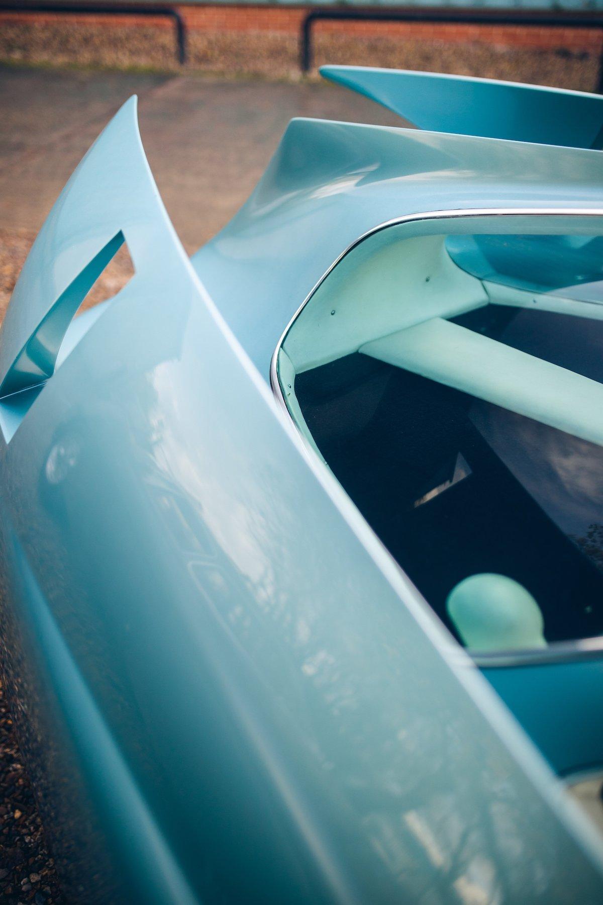 Bertone BAT cars Alfa Romeo - 3