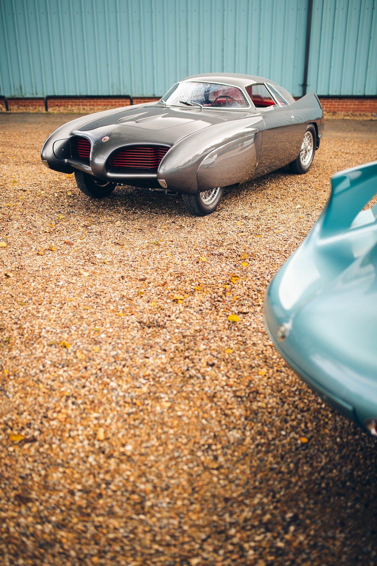 Bertone BAT cars Alfa Romeo - 4