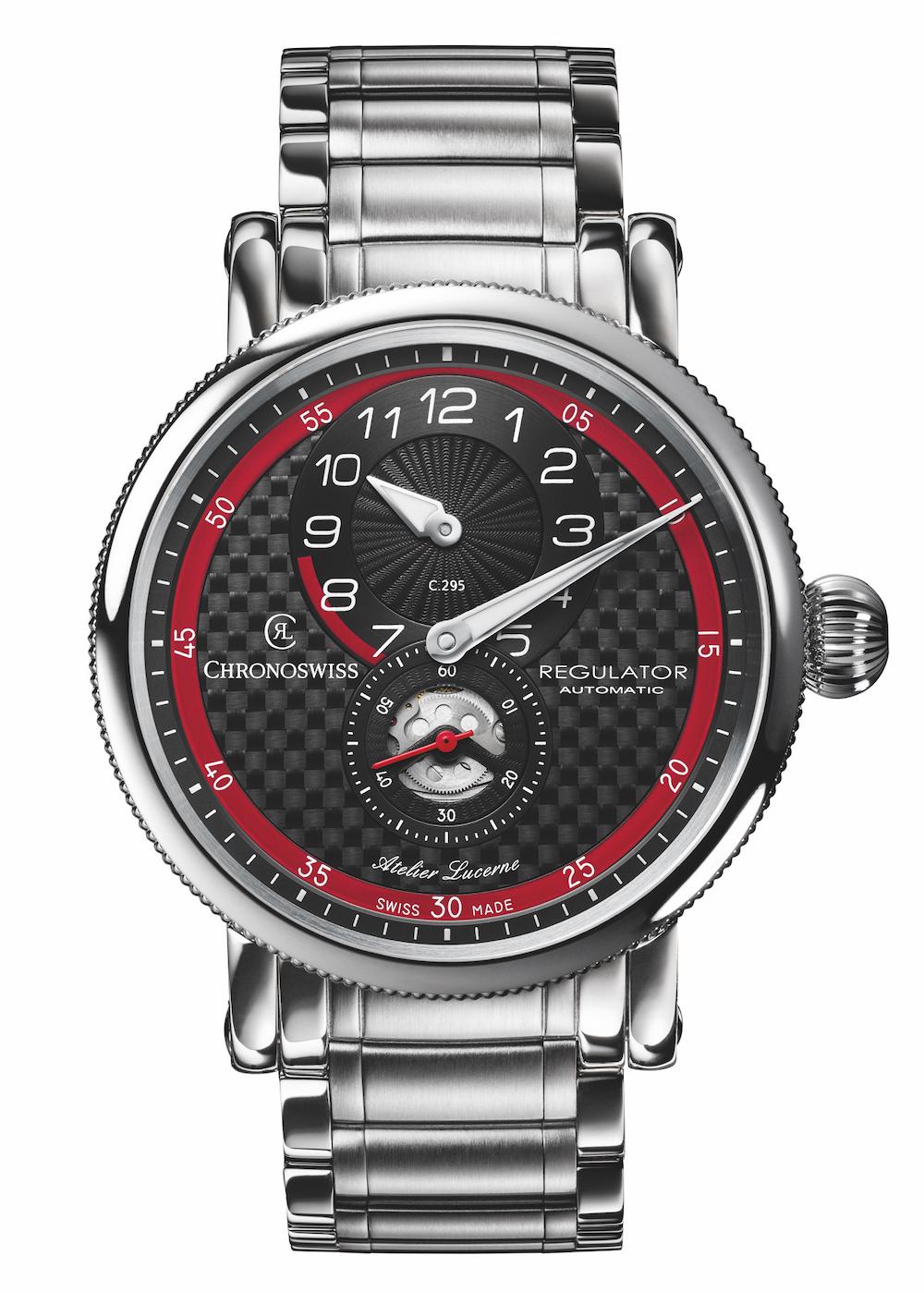 CH_8773_CARE_Regulator_ClassicCarbon_Racer_steel_bracelet