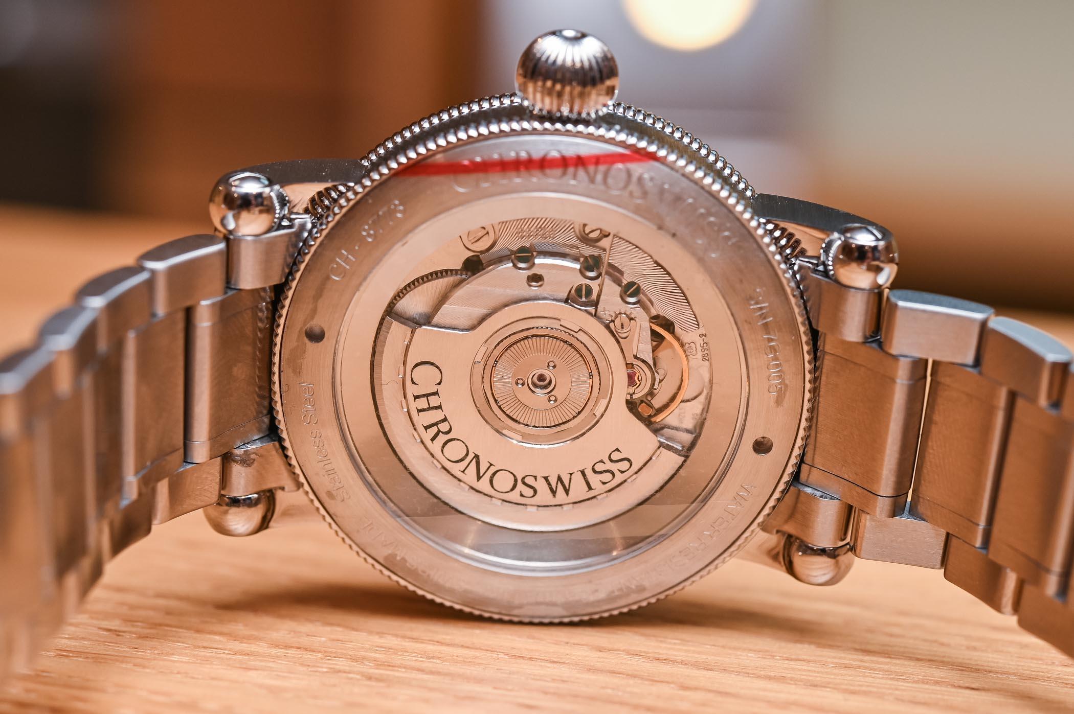 Chronoswiss Regulator Classic 37 and 41