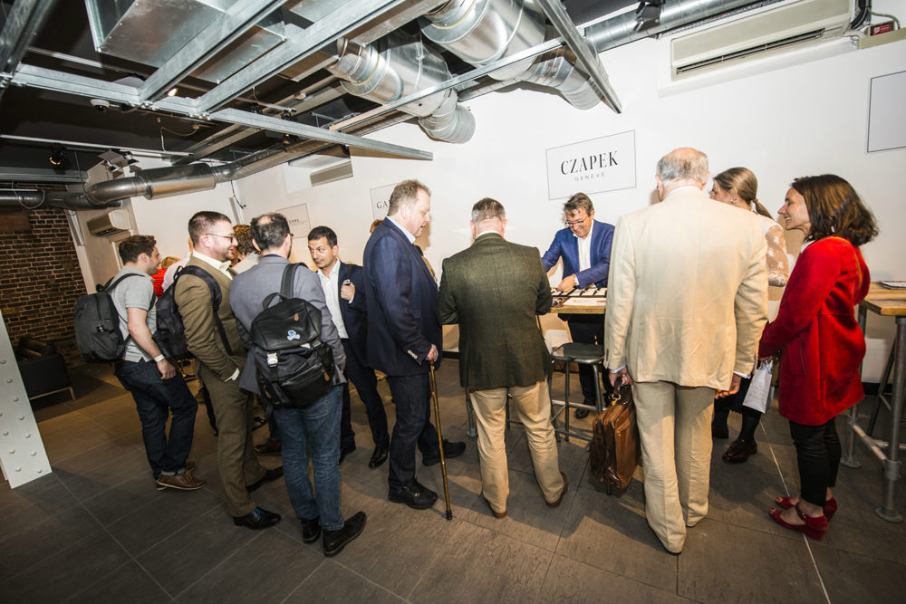 Czapek-Geneve-at-the-Watchmakers-Club-event