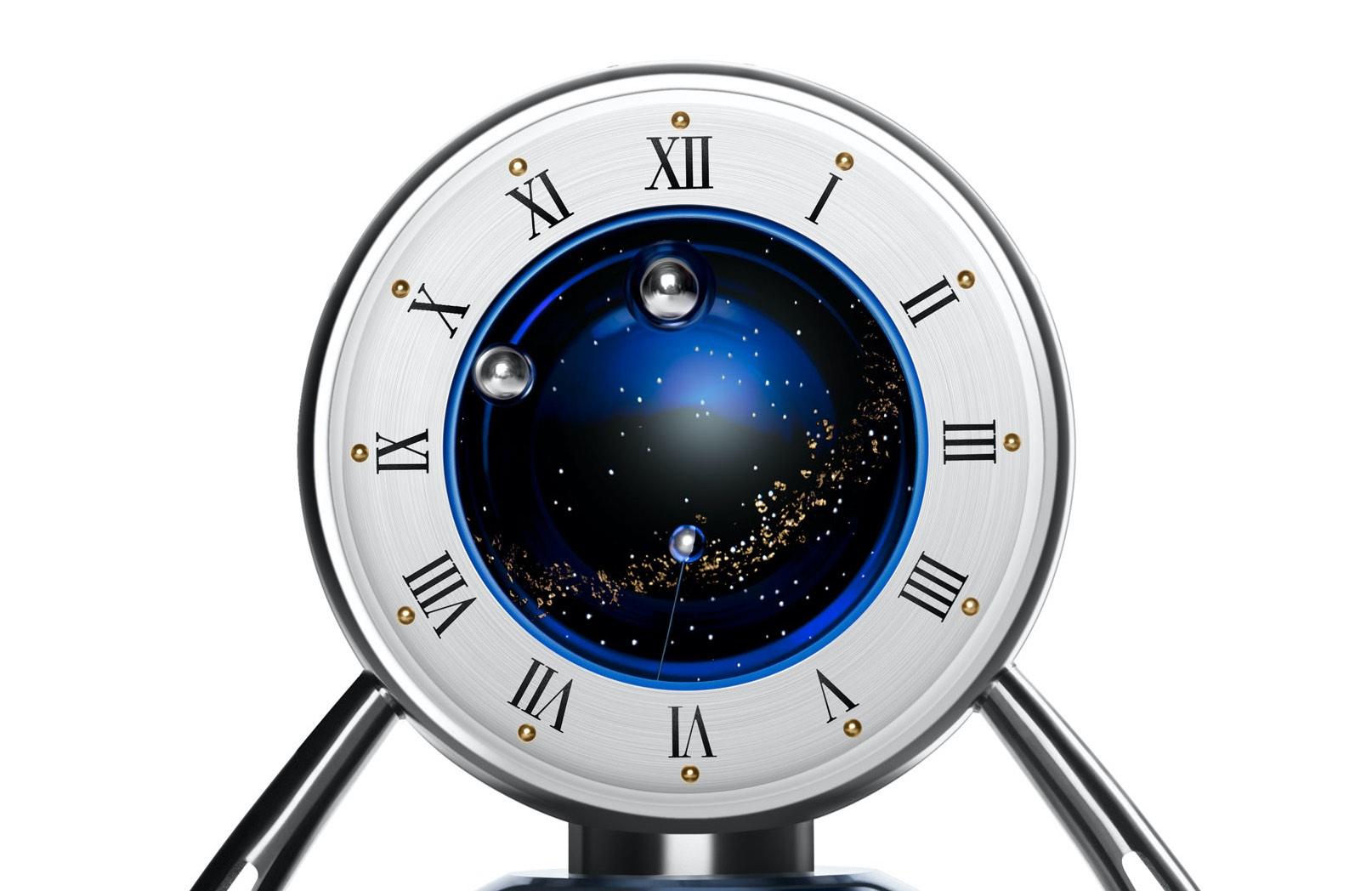 De Bethune Dream Watch 6 Table Clock x byJorgHysek - 4
