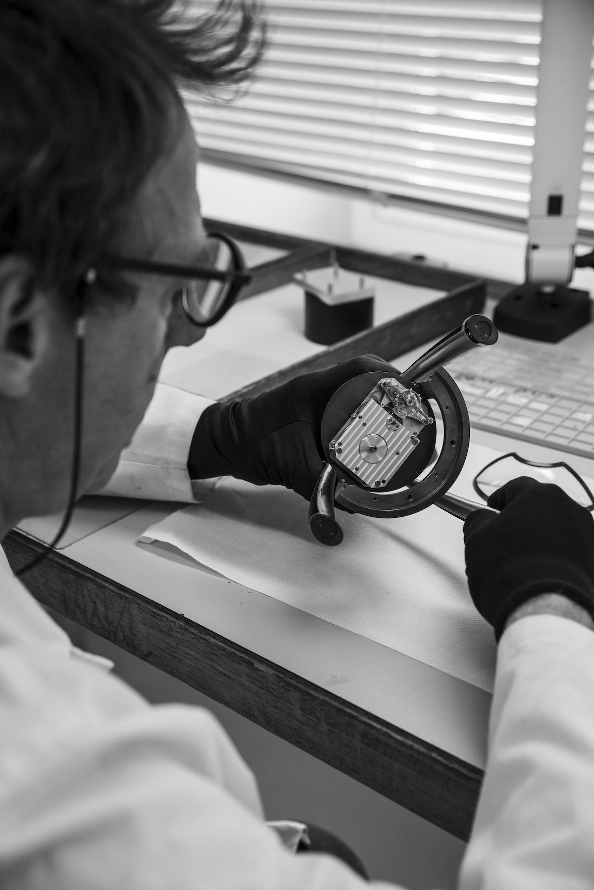 De Bethune Dream Watch 6 Table Clock x byJorgHysek - 7