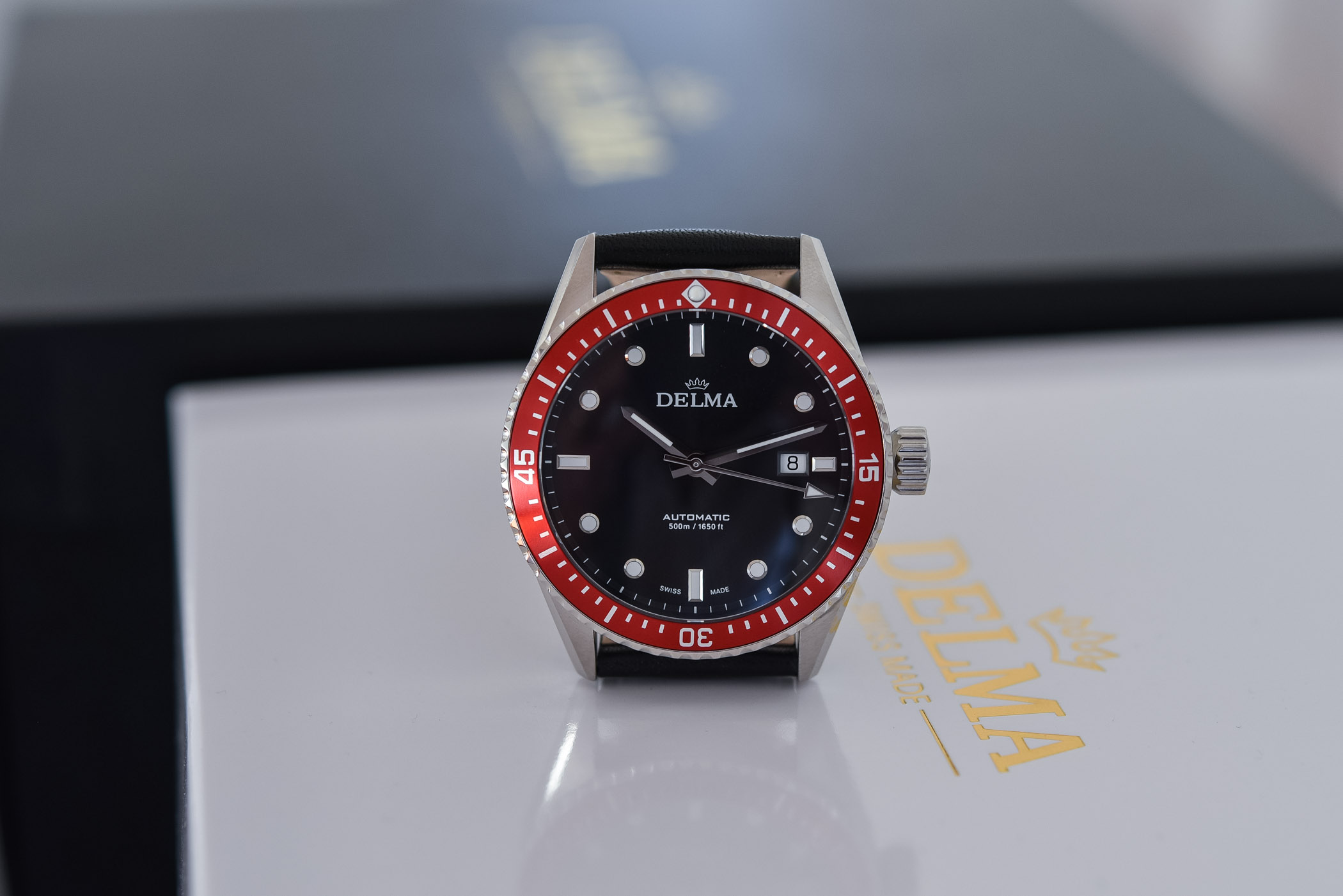 Delma Cayman Automatic Dive Watch - Value Proposition