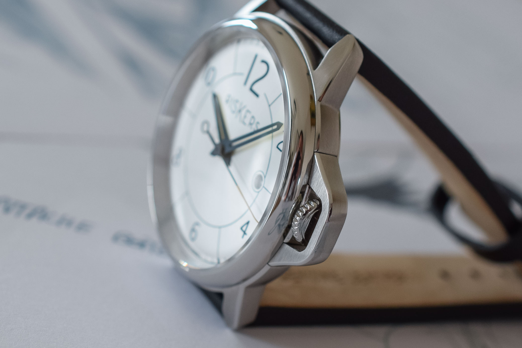 Riskers Watches Prolog I and Chapter I - Value Proposition Kickstarter