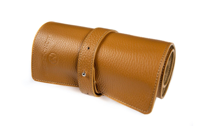 MONOCHROME leather watch rolls - 3