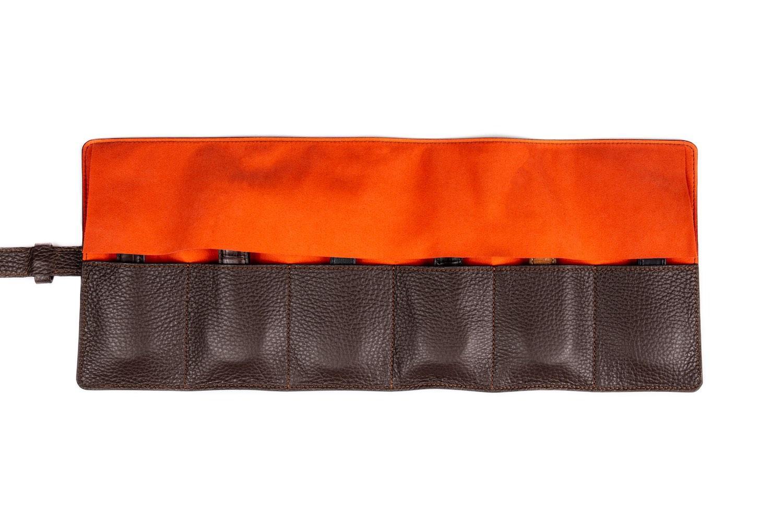 MONOCHROME leather watch rolls - 5