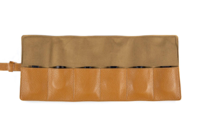 MONOCHROME leather watch rolls - 6