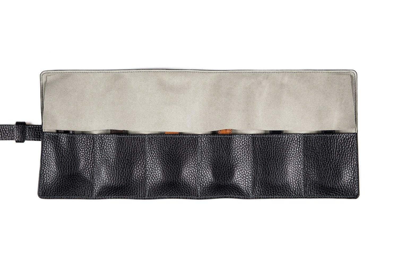 MONOCHROME leather watch rolls - 7