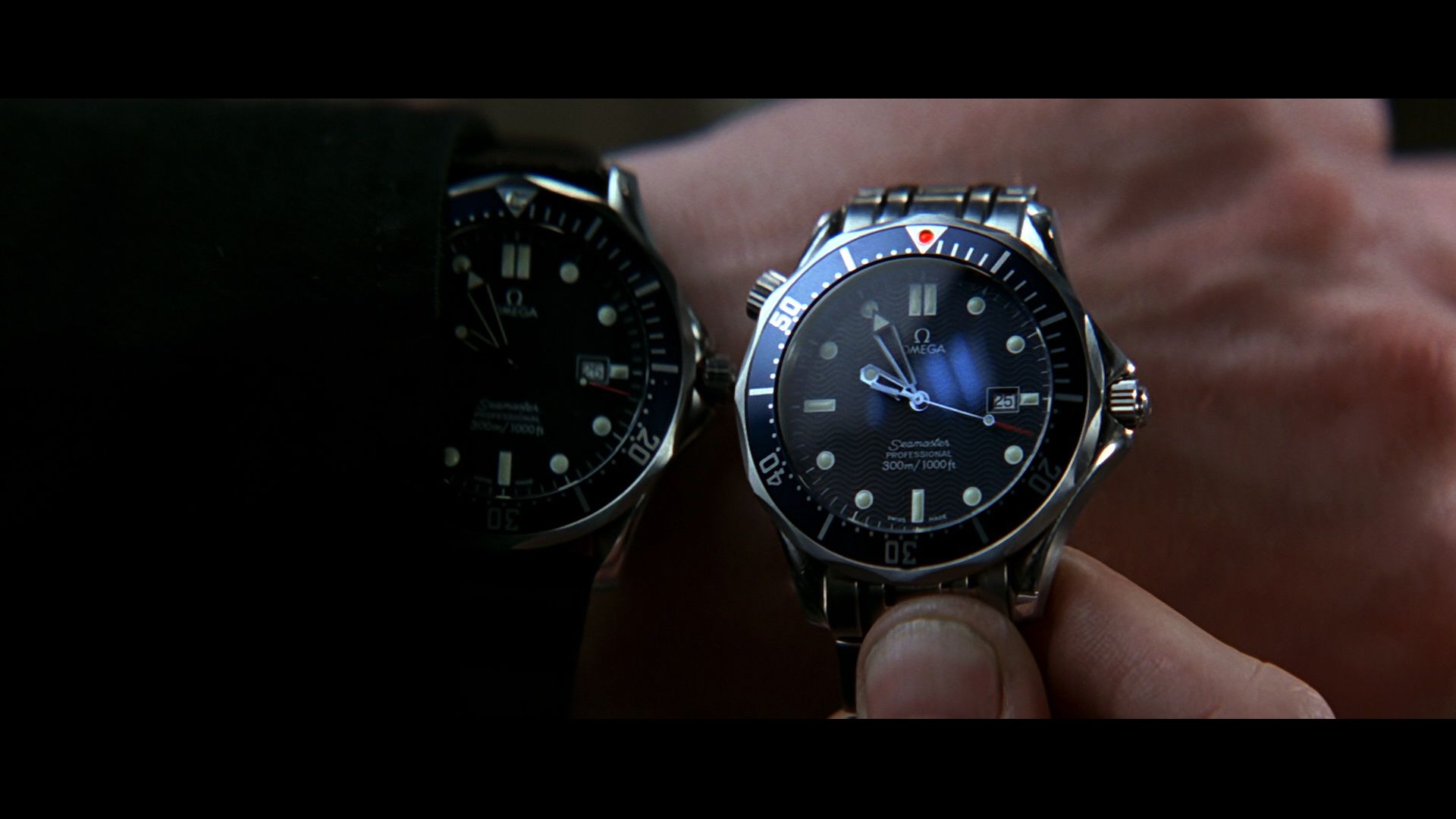 Omega Seamaster 300M James Bond Goldeneye