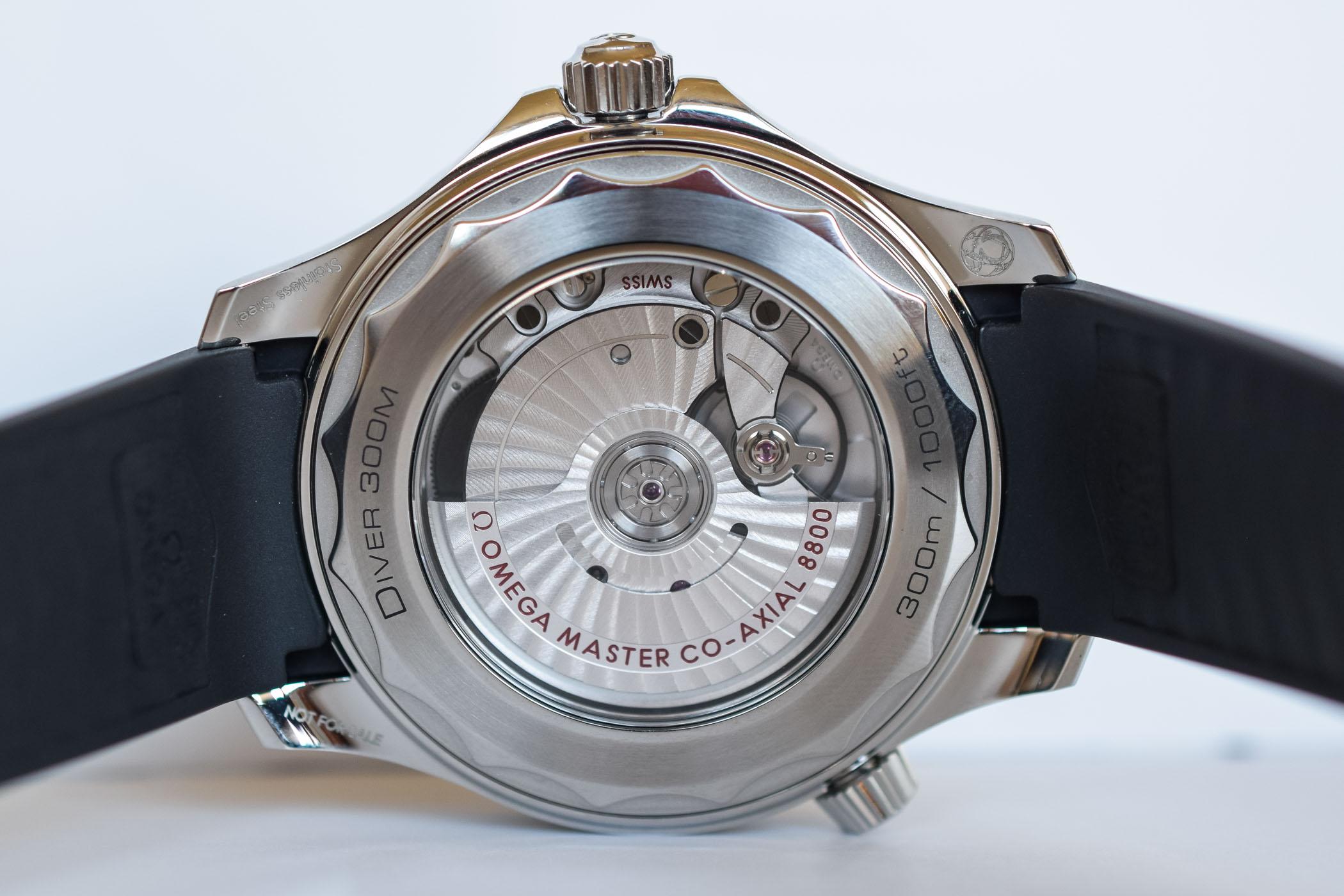 Omega Seamaster Diver 300M Master Chronometer White Dial - 210.32.42.20.04.001