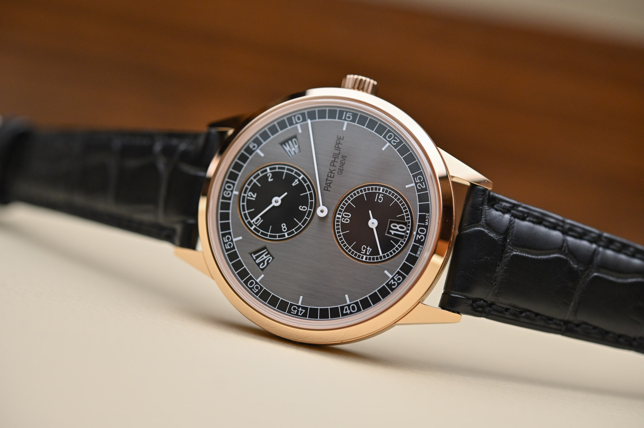Patek Philippe Annual Calendar Regulator 5235R