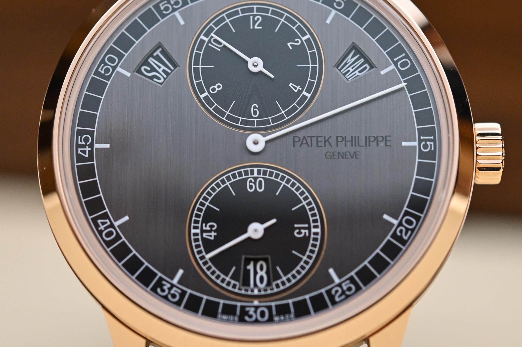 Patek Philippe Annual Calendar Regulator 5235R