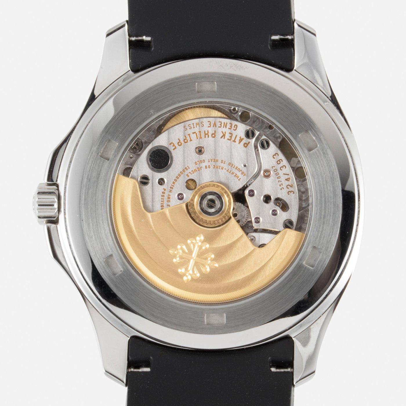 Patek Philippe Aquanaut 5167A steel - 1