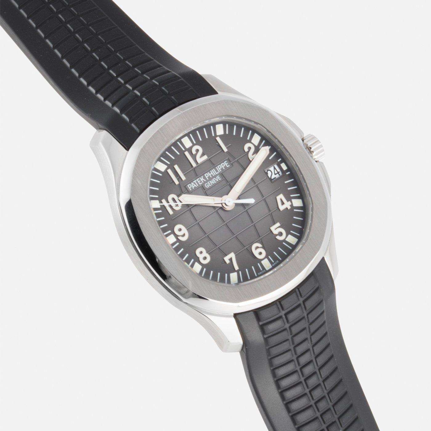 Patek Philippe Aquanaut 5167A steel - 2