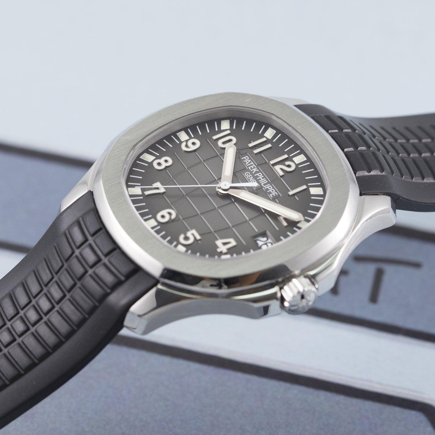 Patek Philippe Aquanaut 5167A steel - 3