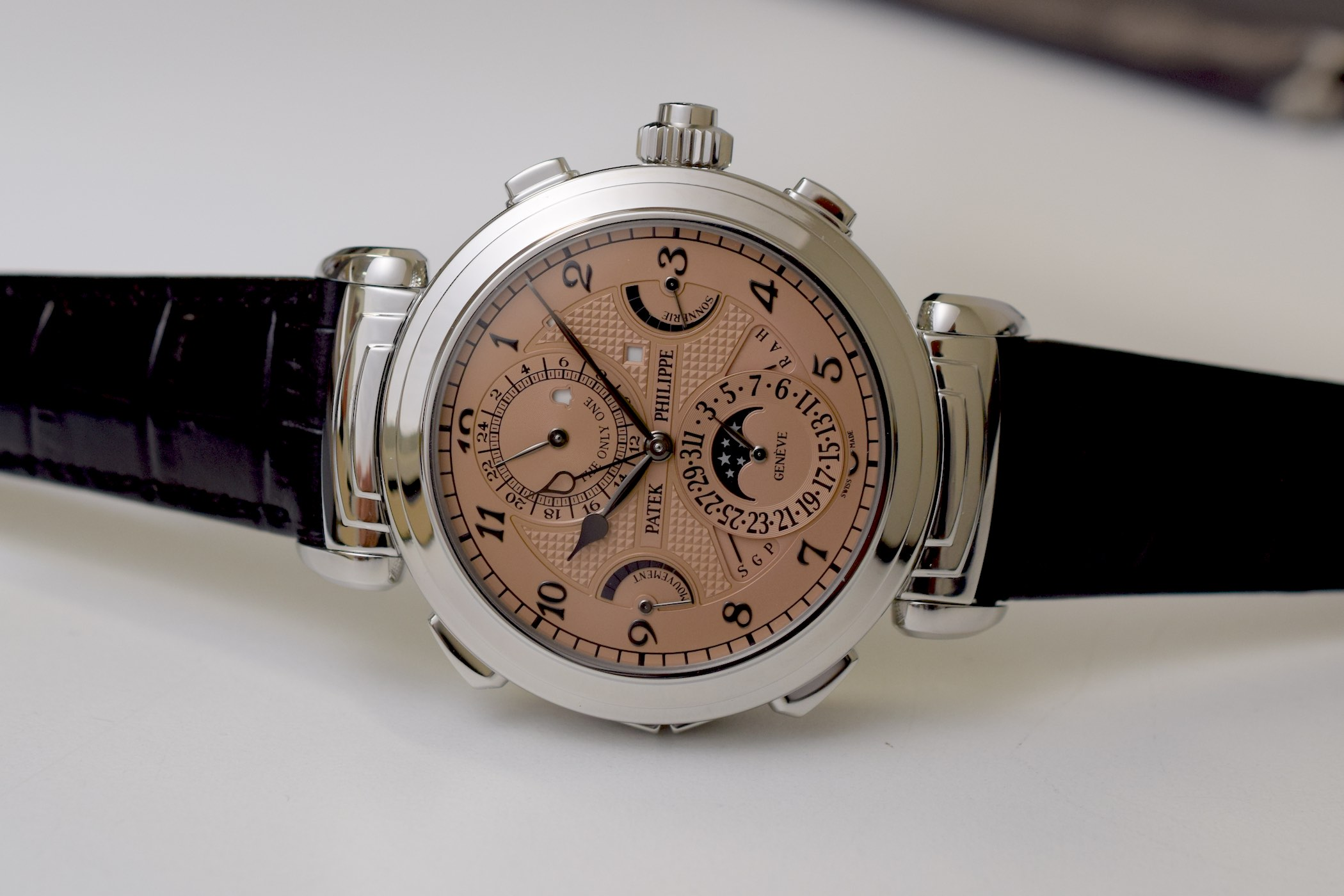 Patek Philippe 6300A Steel Only Watch 2019 - Most Expensive Watch Ever Auctioned