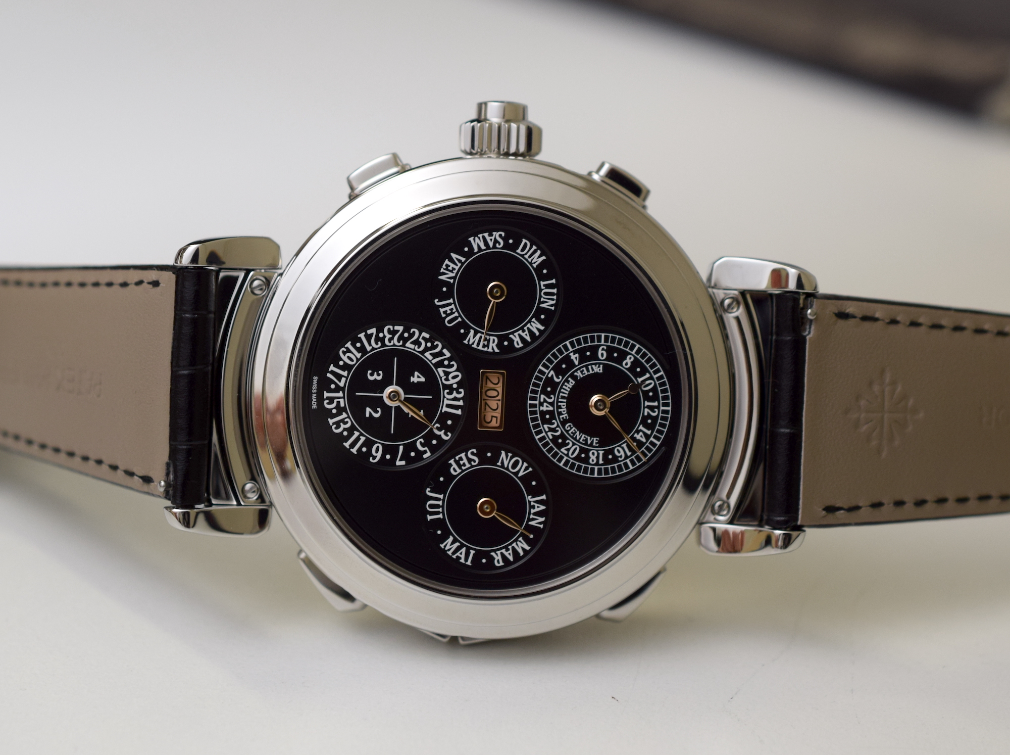 Patek Phillipe 6300A Steel Only Watch 2019 - Most Expensive Watch Ever Auctioned