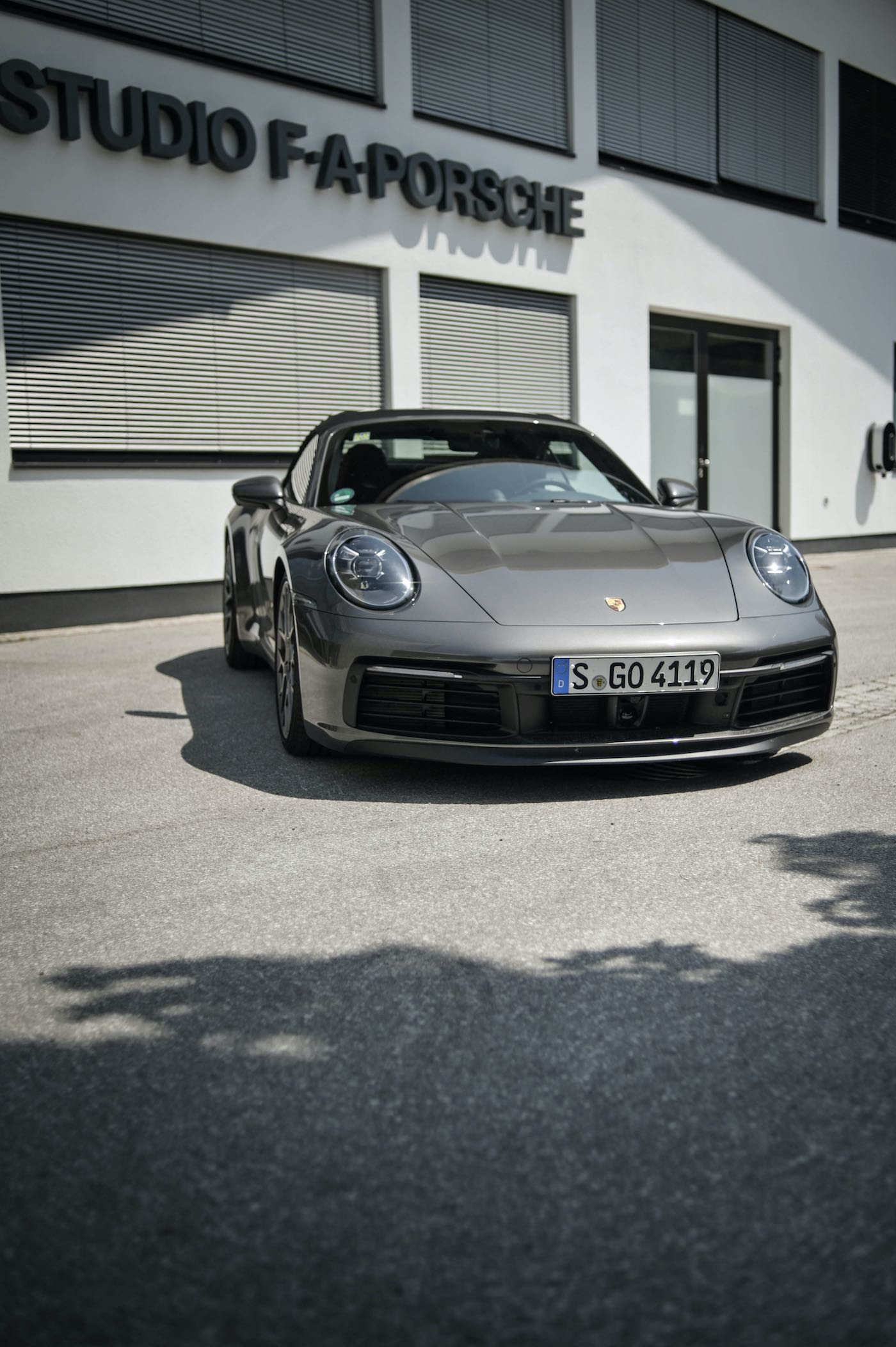 Porsche 992 4S Convertible Review