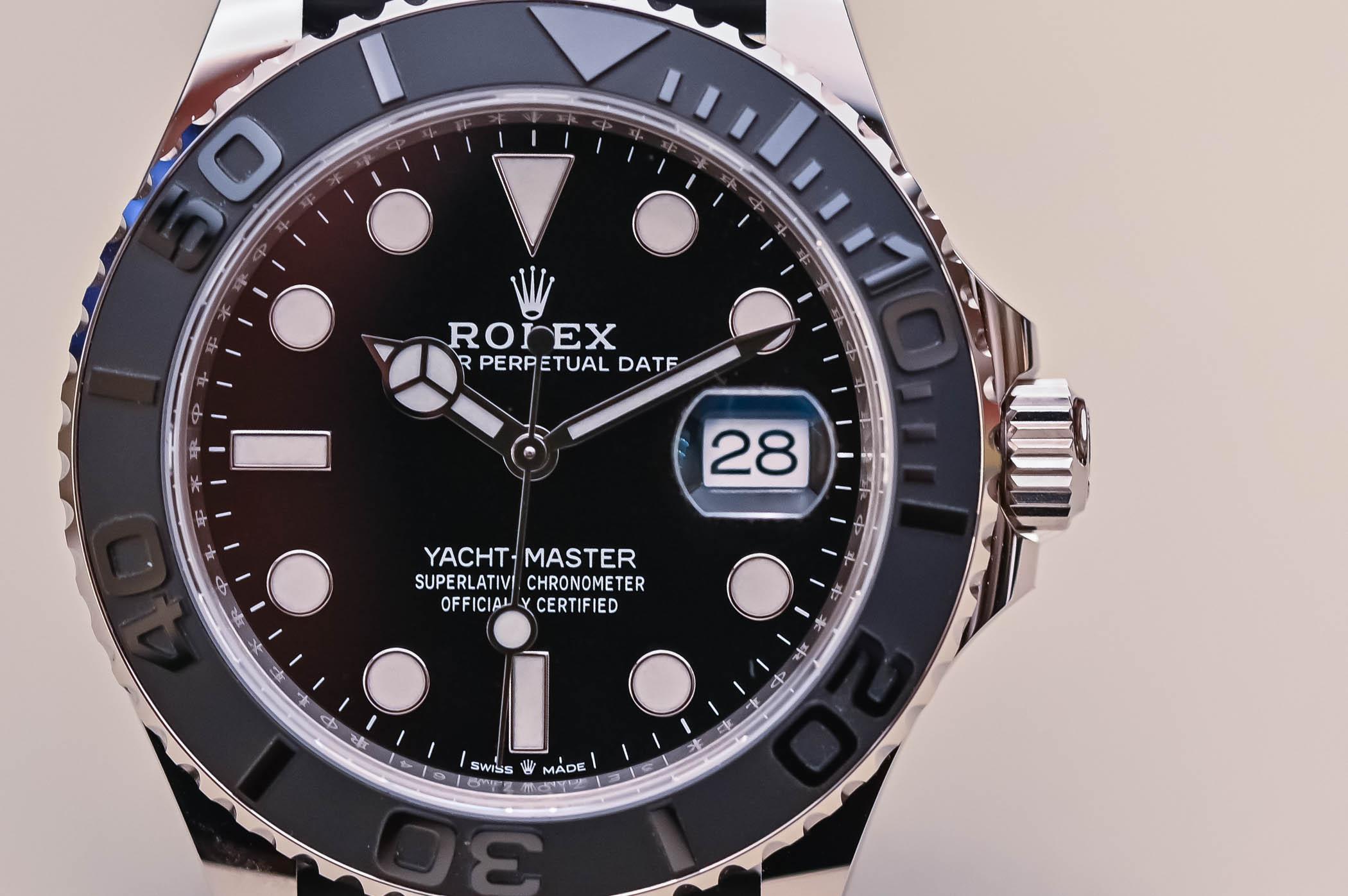 Rolex Yacht-Master 42 White Gold 226659