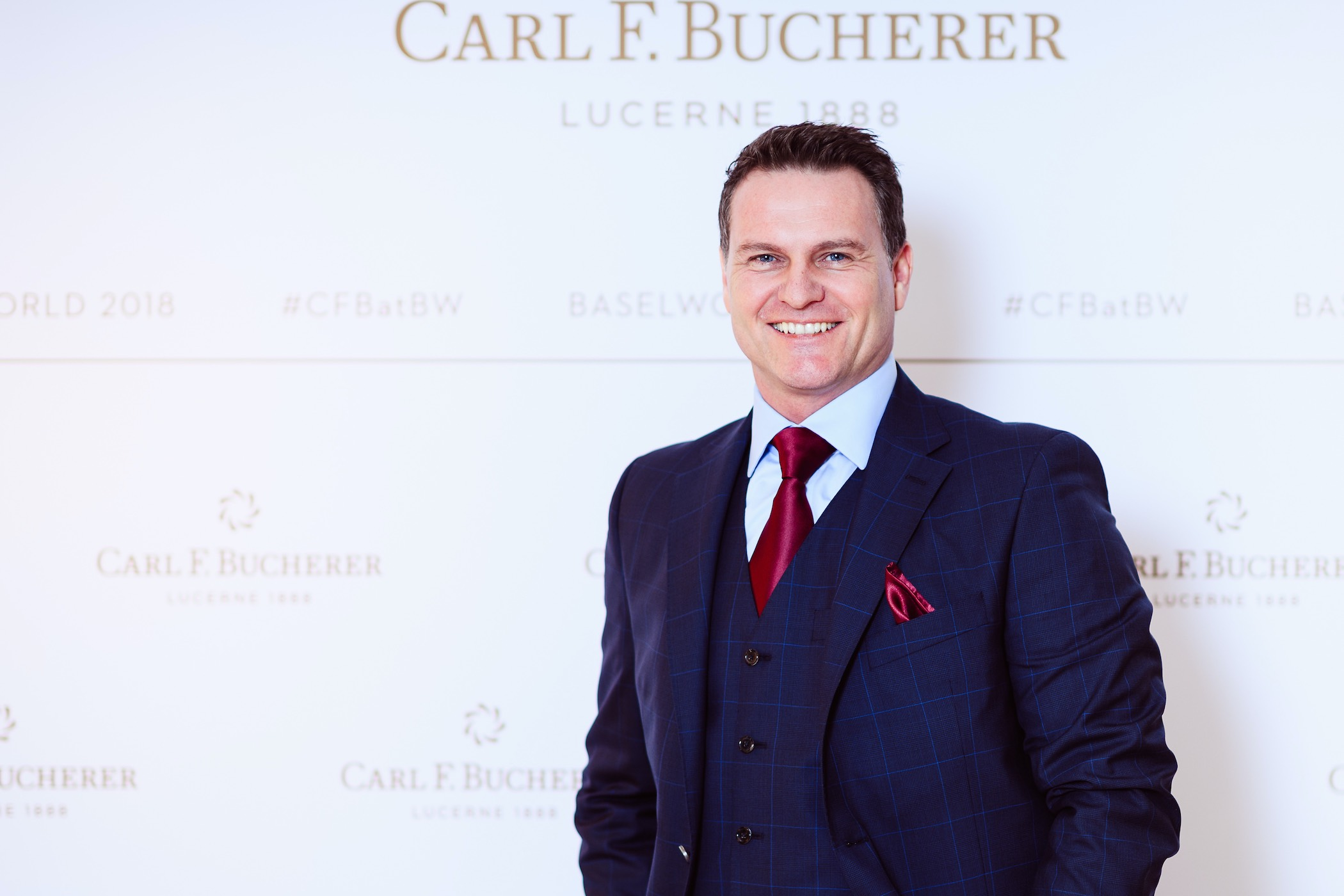 Sascha Moeri CEO Carl F. Bucherer Interview Business