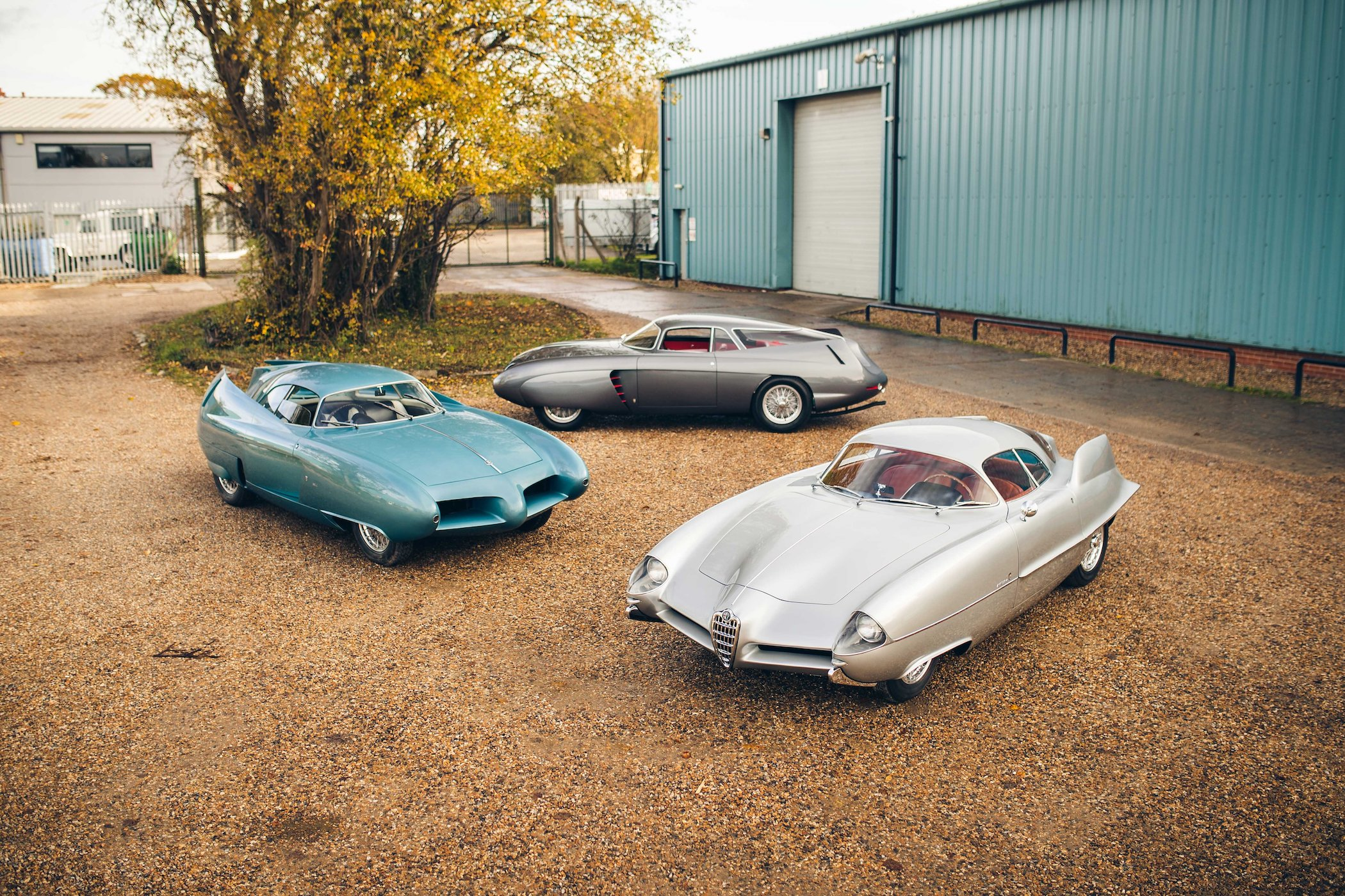 Some Of The Most Outstanding Coachbuilt Afla Romeos