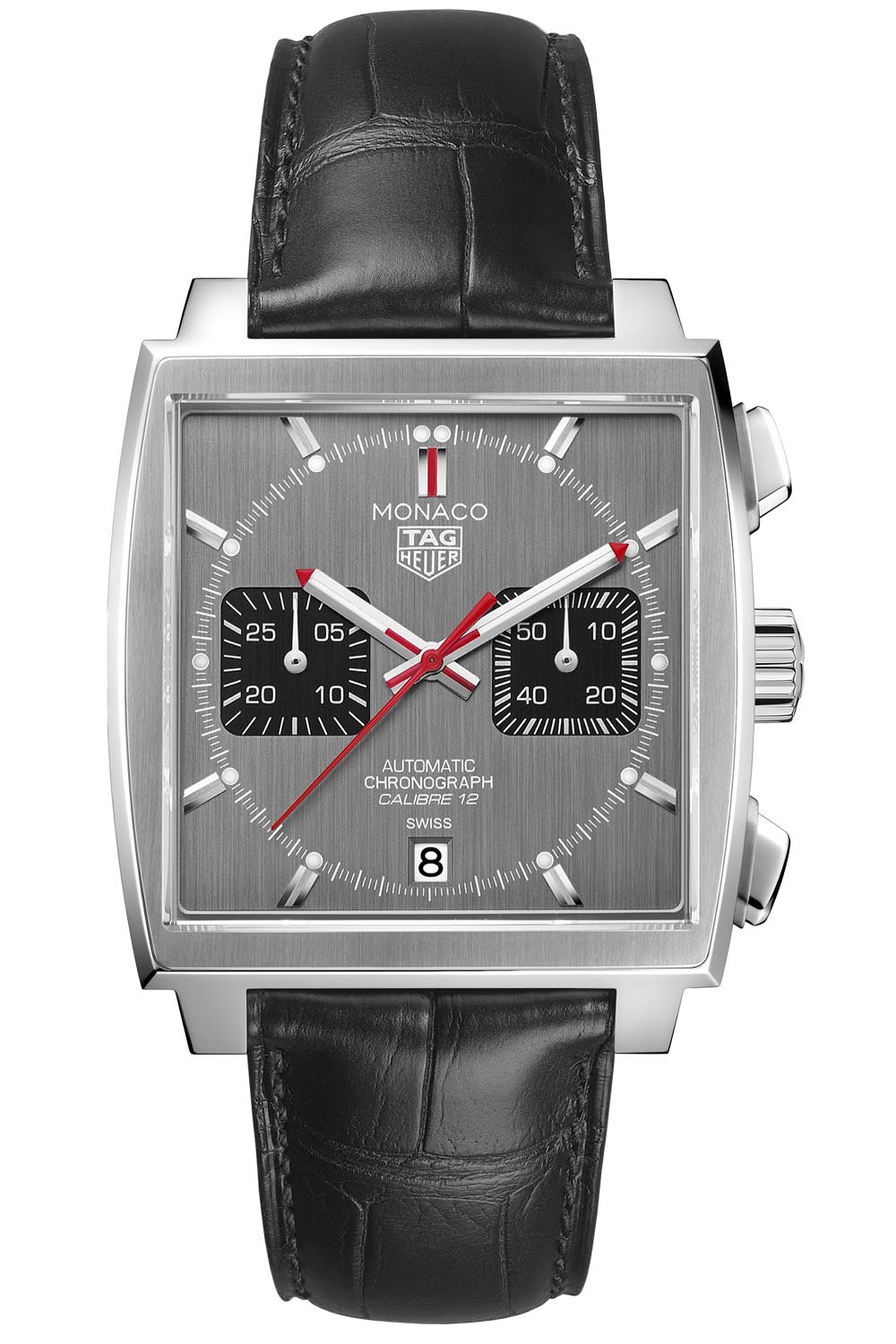 TAG Heuer Monaco Calibre 12 Final Edition CAW211J.FC6476