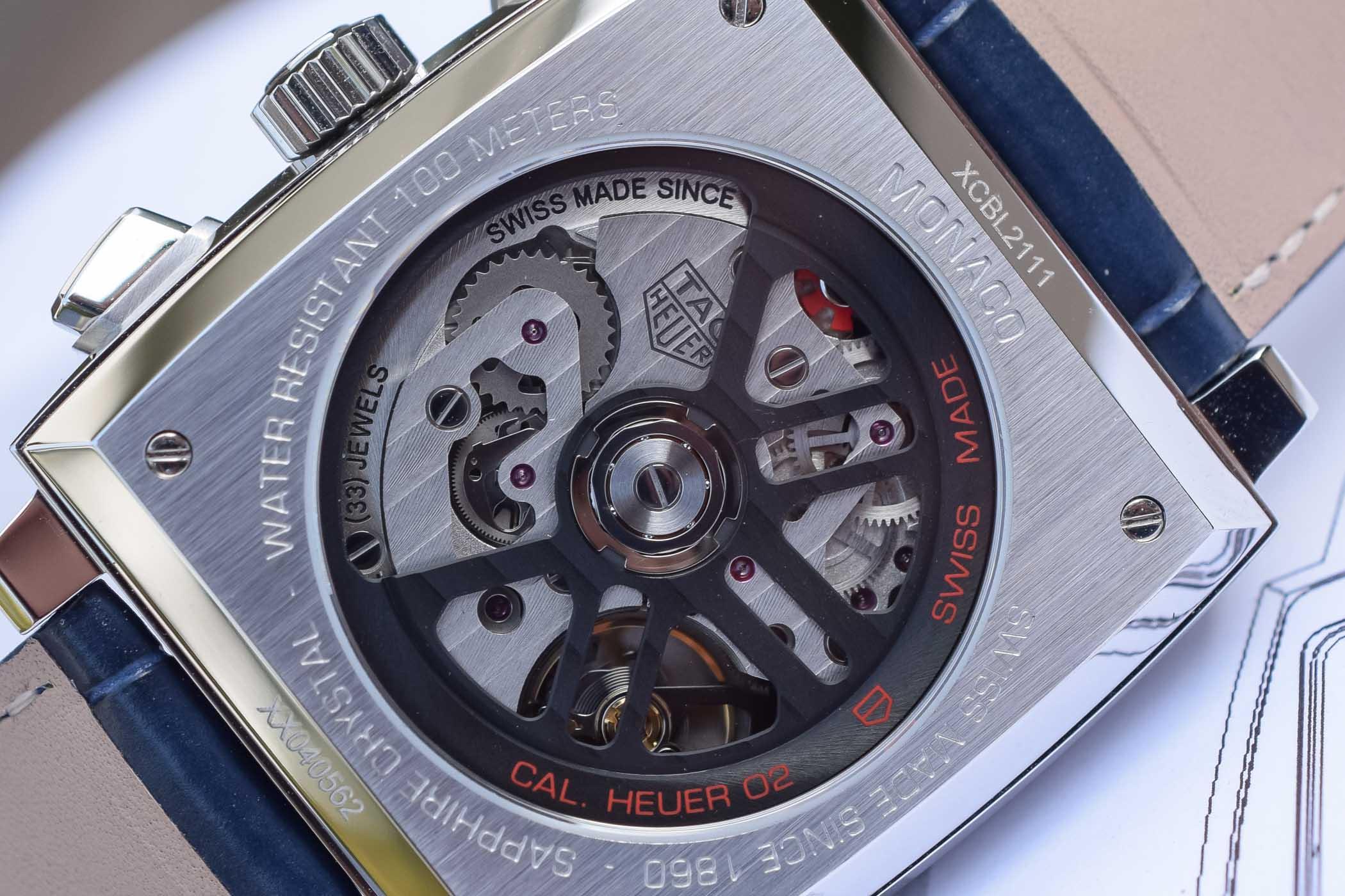 TAG Heuer Monaco Heuer 02 CBL2111.FC6453