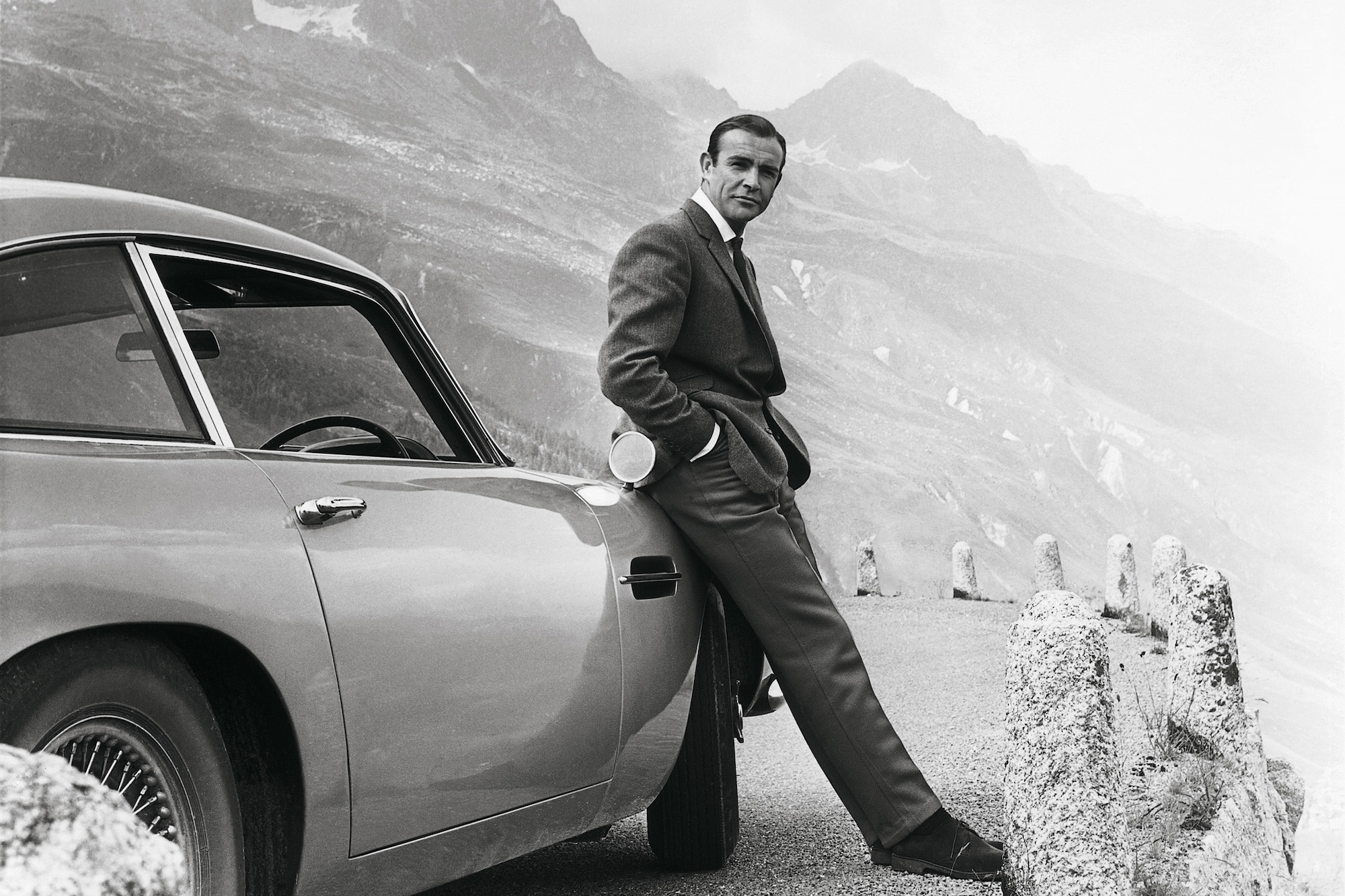 The Petrolhead Corner - James Bond 007 Cars list movies