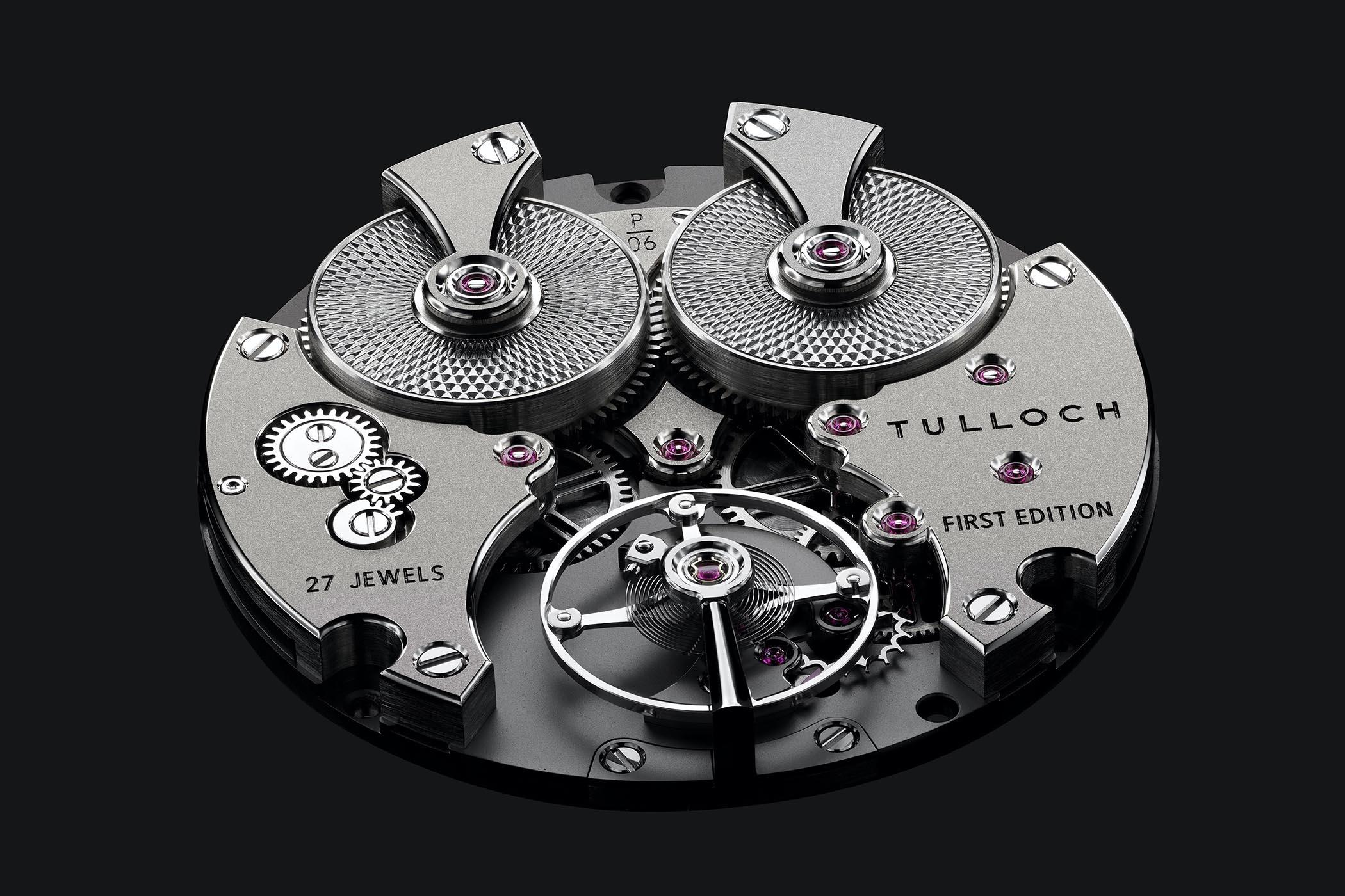 Tulloch T-01 First Edition Regulator