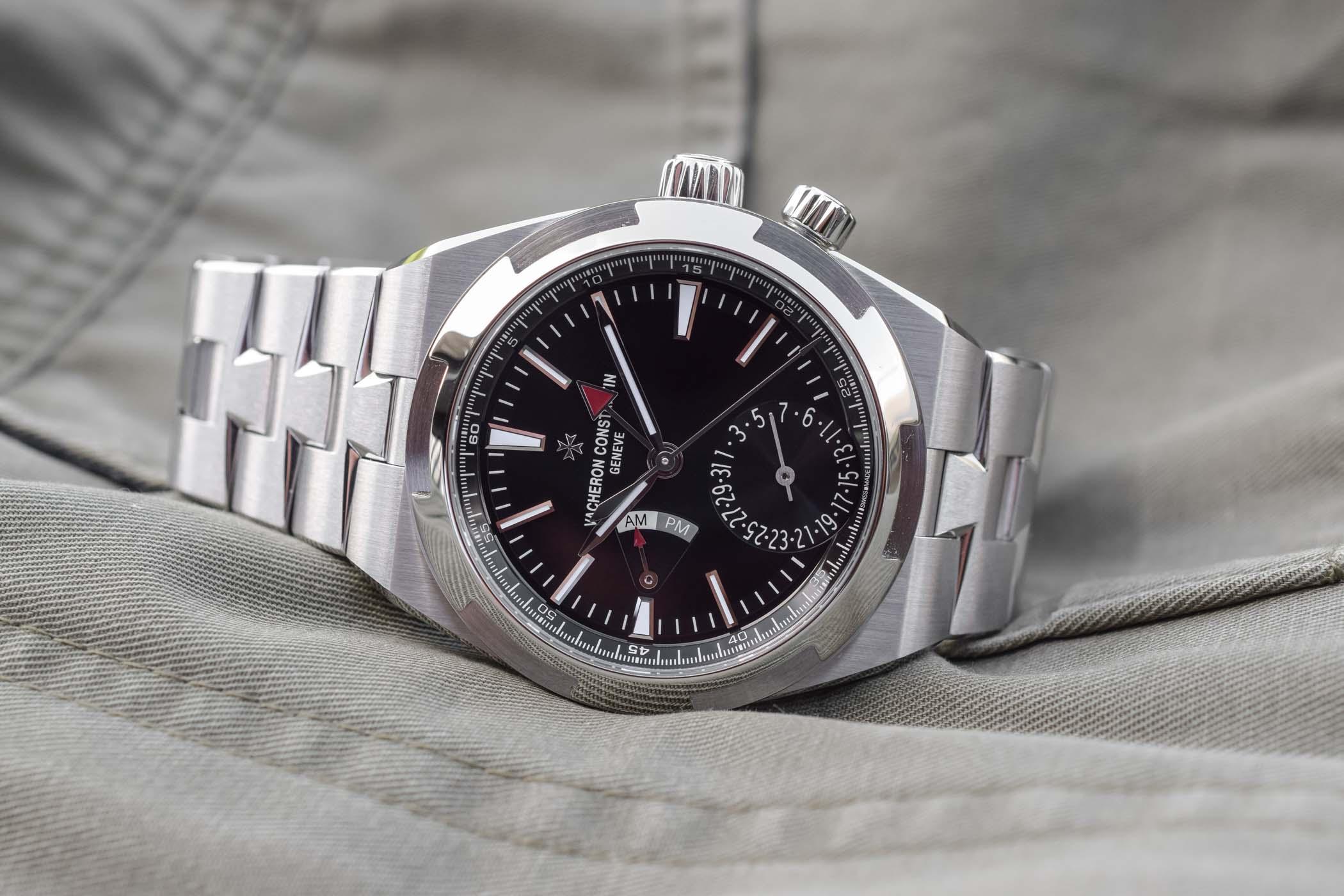 Vacheron Constantin Overseas Dual Time 7900V:110A-B546 - 1