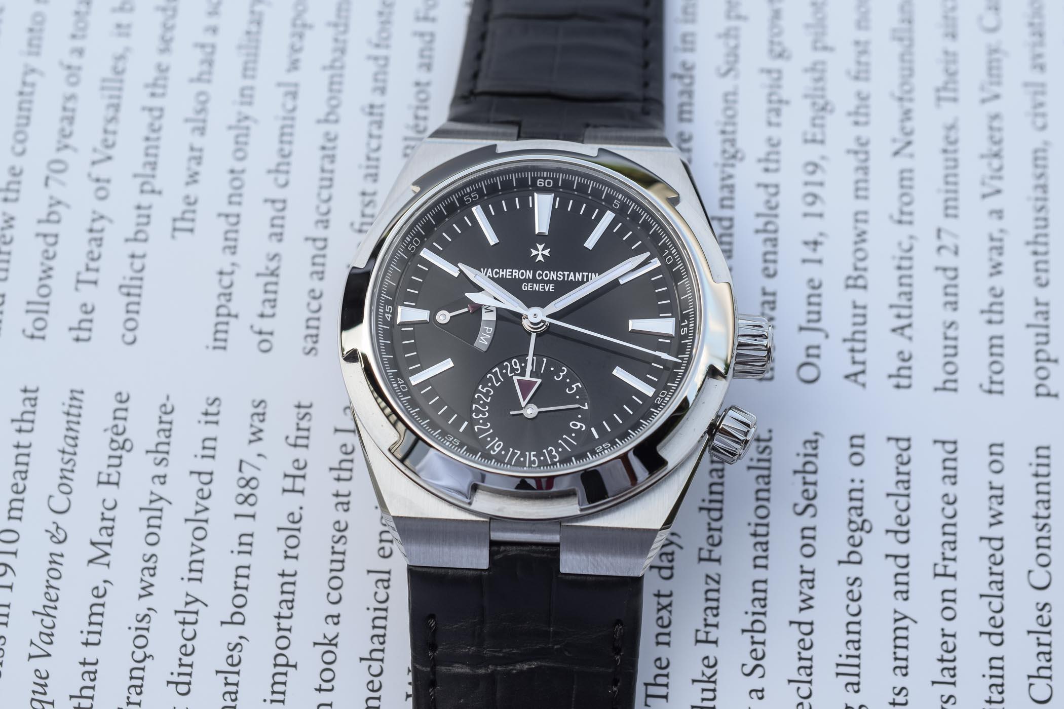 Vacheron Constantin Overseas Dual Time 7900V:110A-B546 - 10