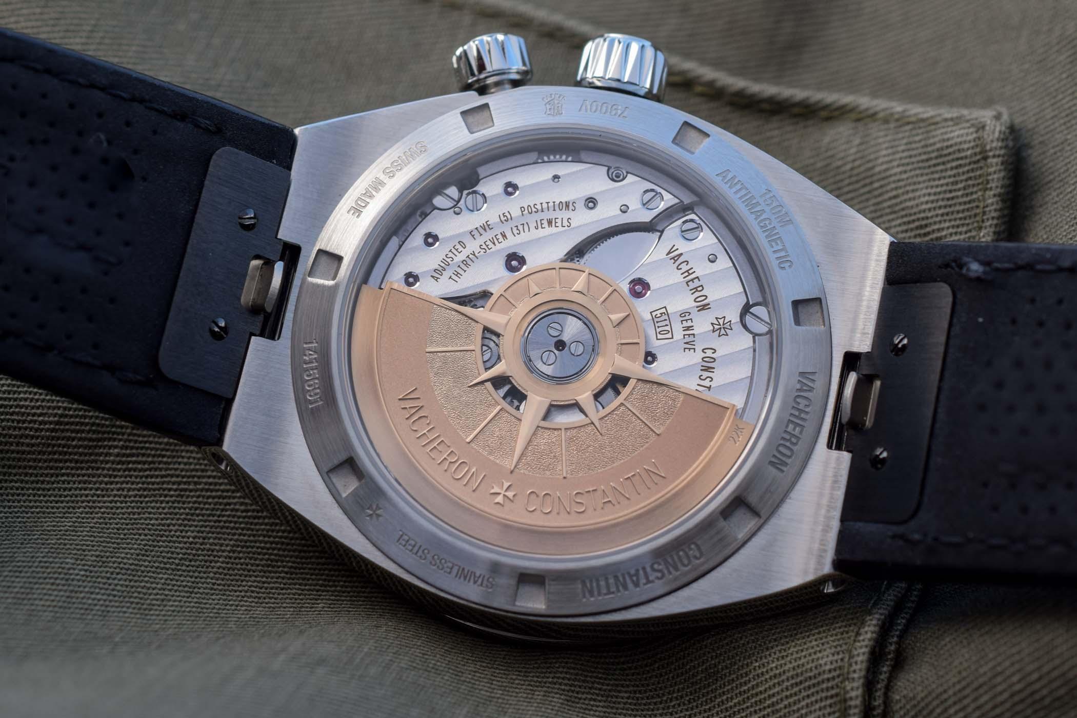 Vacheron Constantin Overseas Dual Time 7900V:110A-B546 - 12