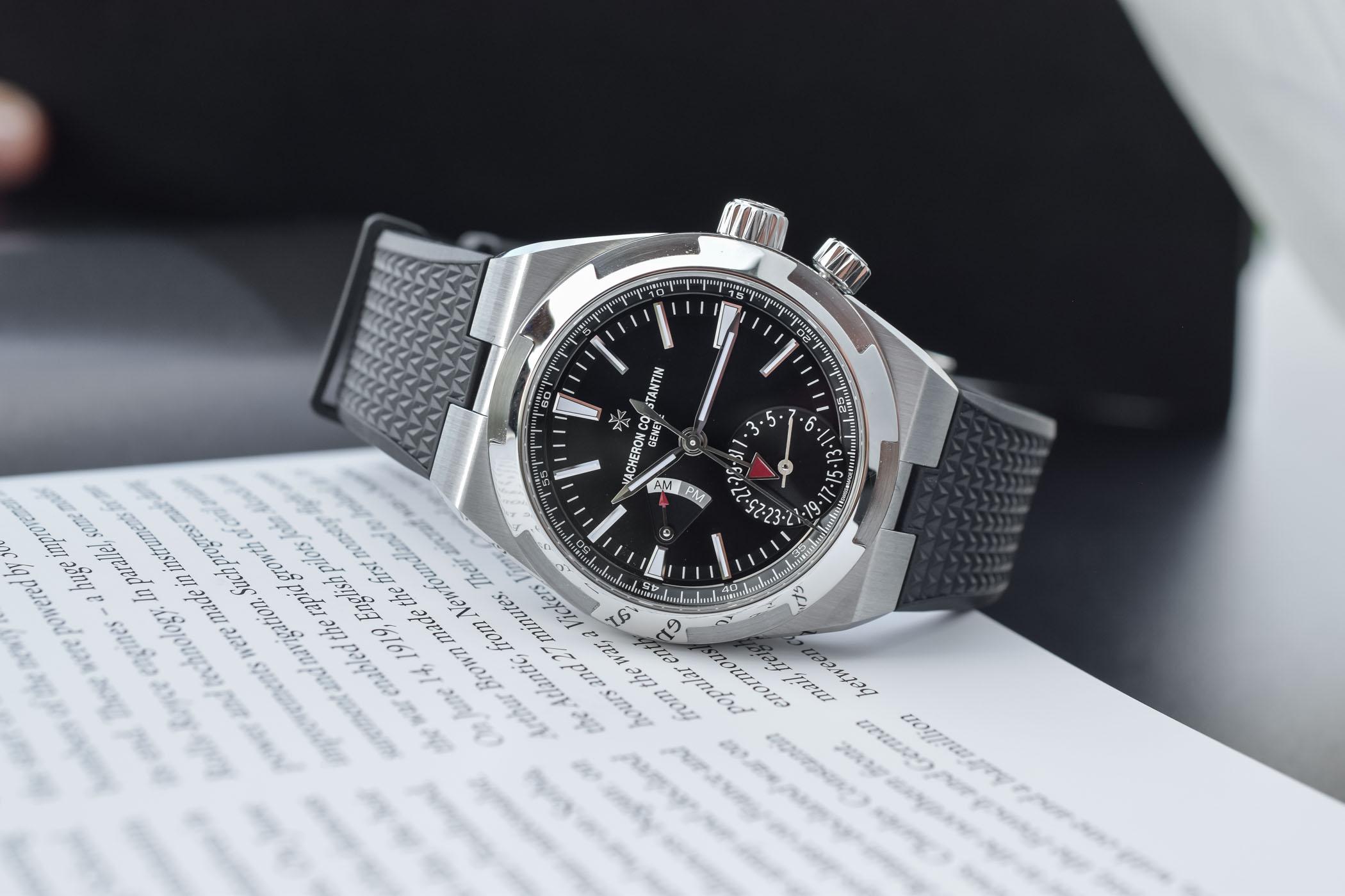 Vacheron Constantin Overseas Dual Time 7900V:110A-B546 - 3