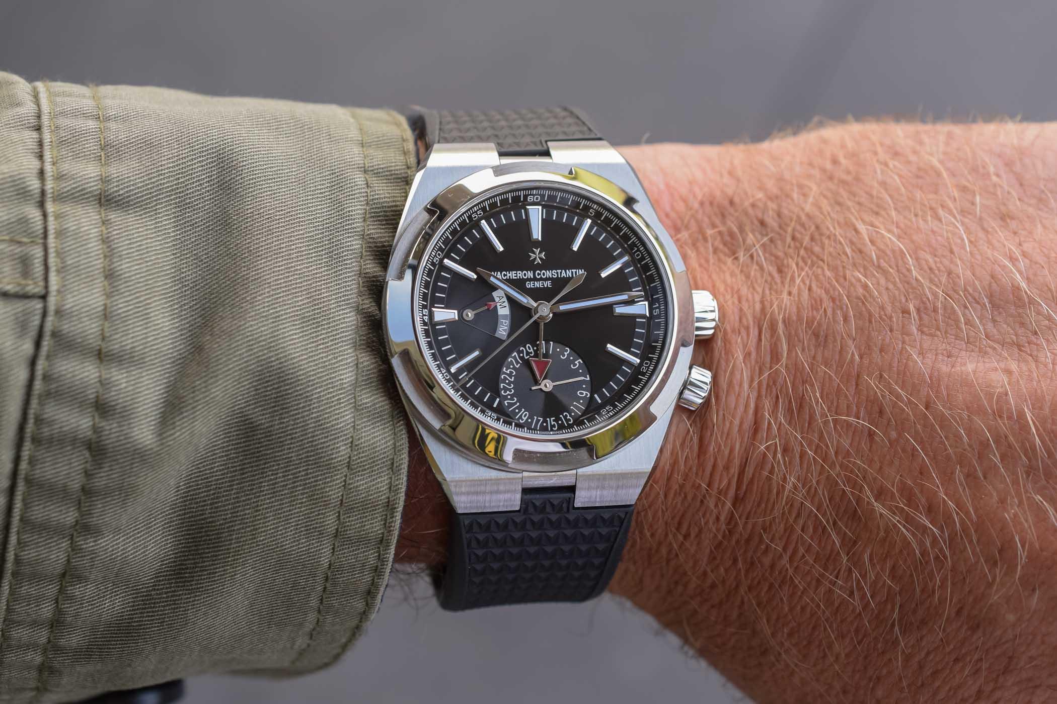 Vacheron Constantin Overseas Dual Time 7900V:110A-B546 - 7