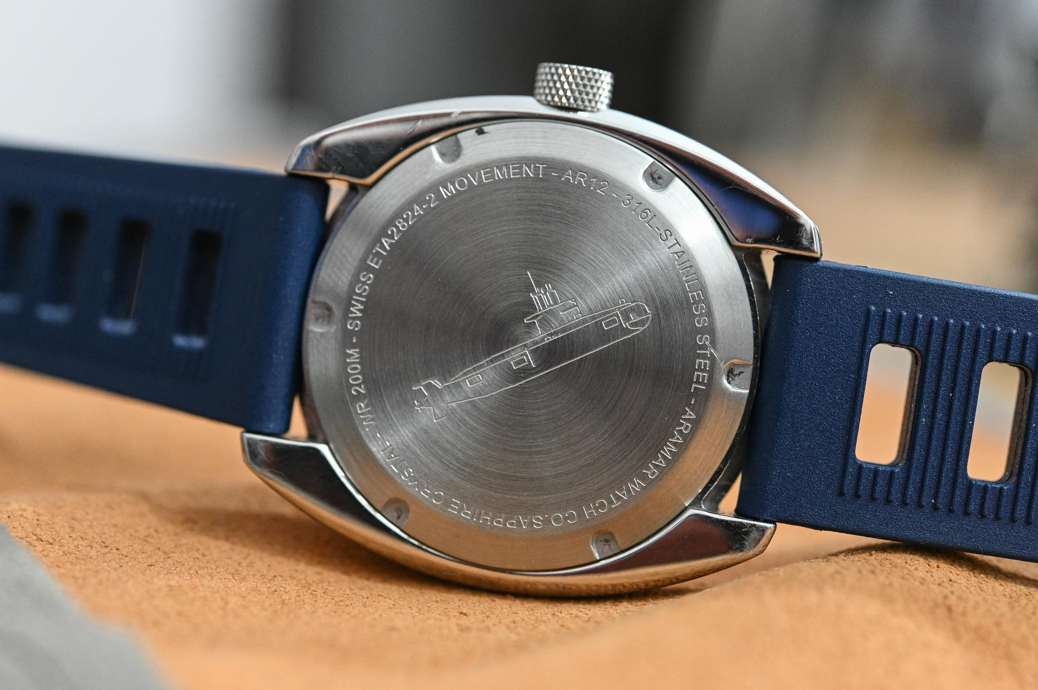 Aramar Walrus Dive Watch - Value Proposition Kickstarter