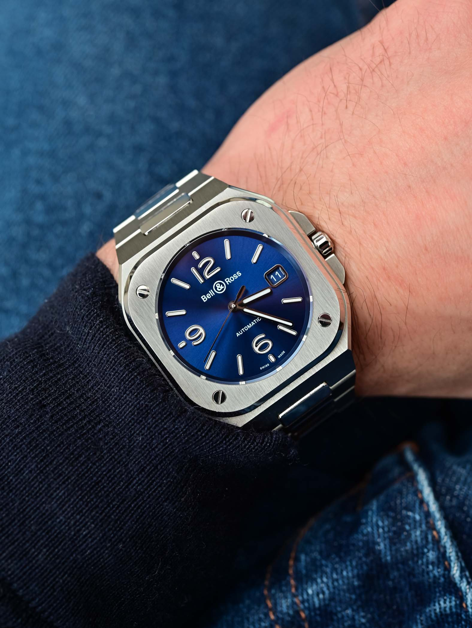 Bell & Ross BR05 Blue Steel - Review