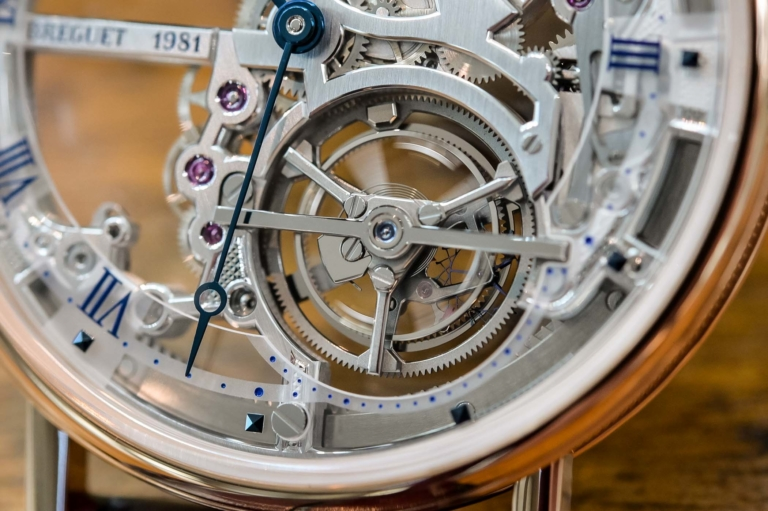 Rewind - A Guide to The Regulating Organ, The Heart of a Watch