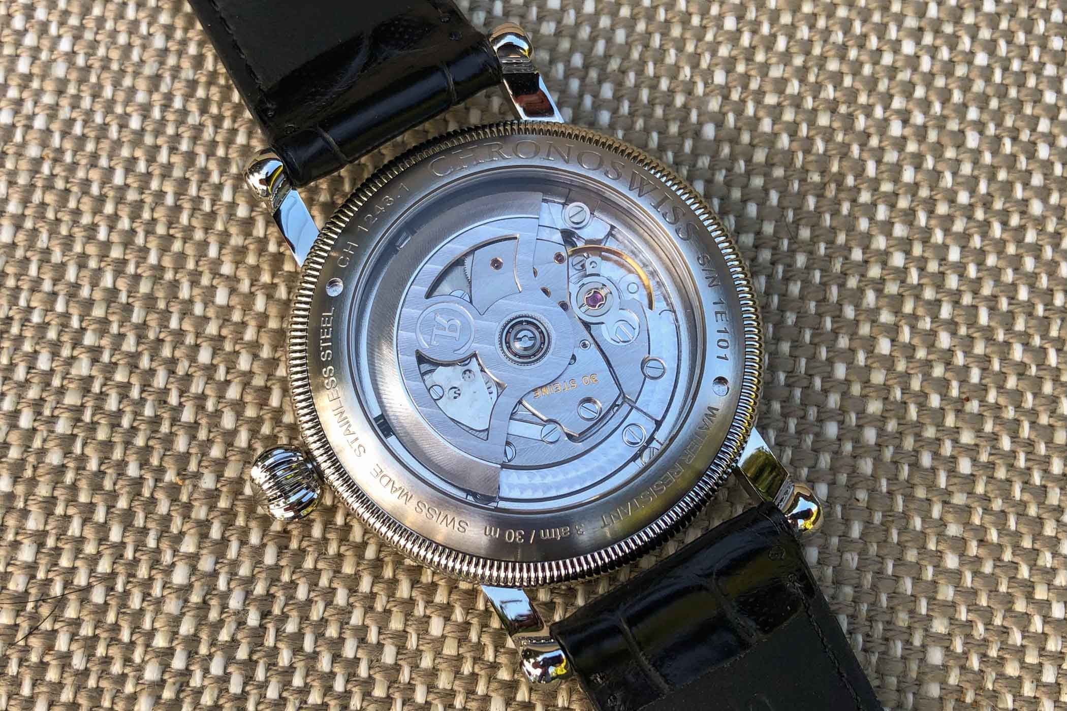 Chronoswiss Regulator Manufacture - Review - 1