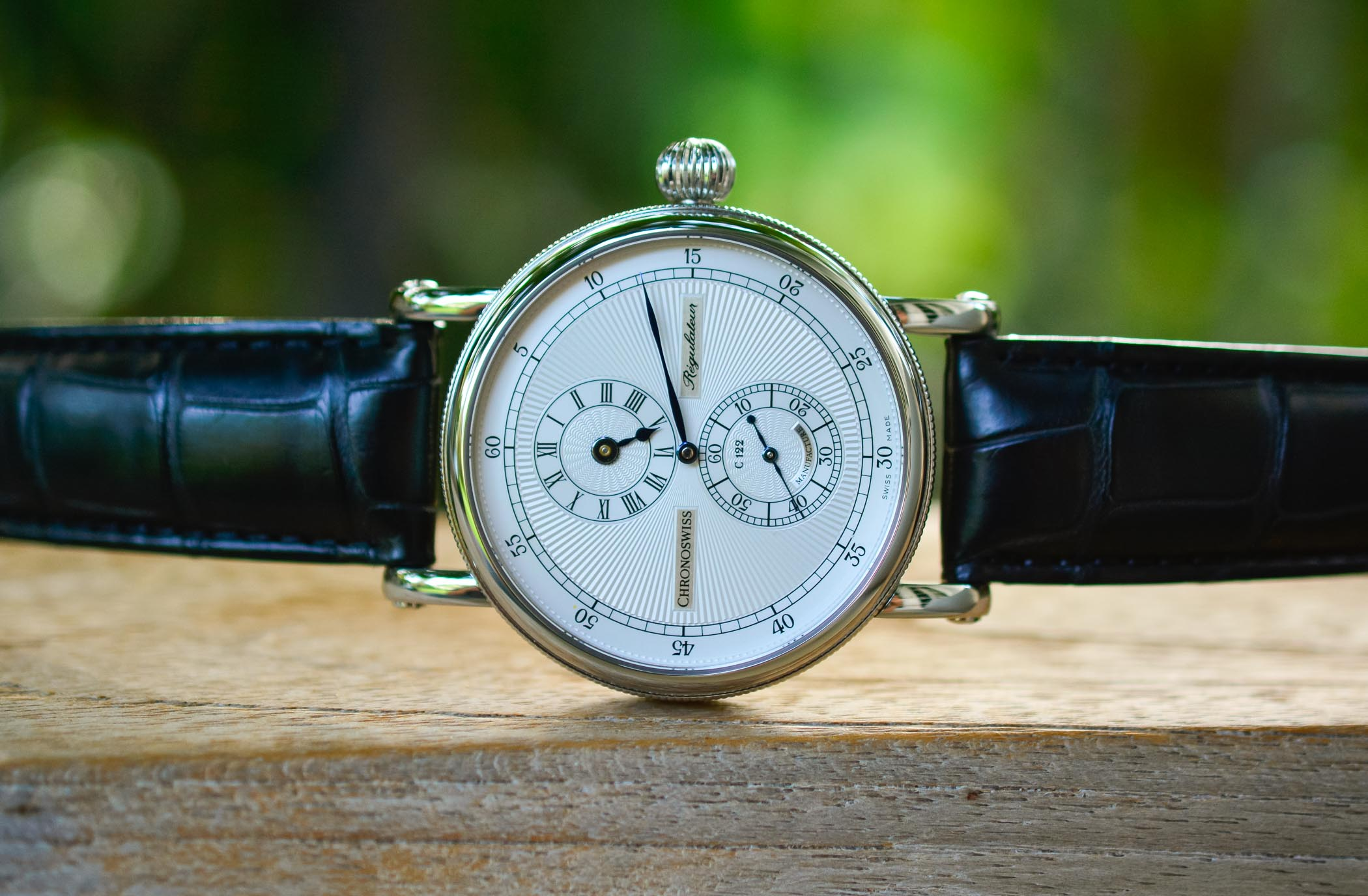 Chronoswiss Regulator Manufacture - Review - 13