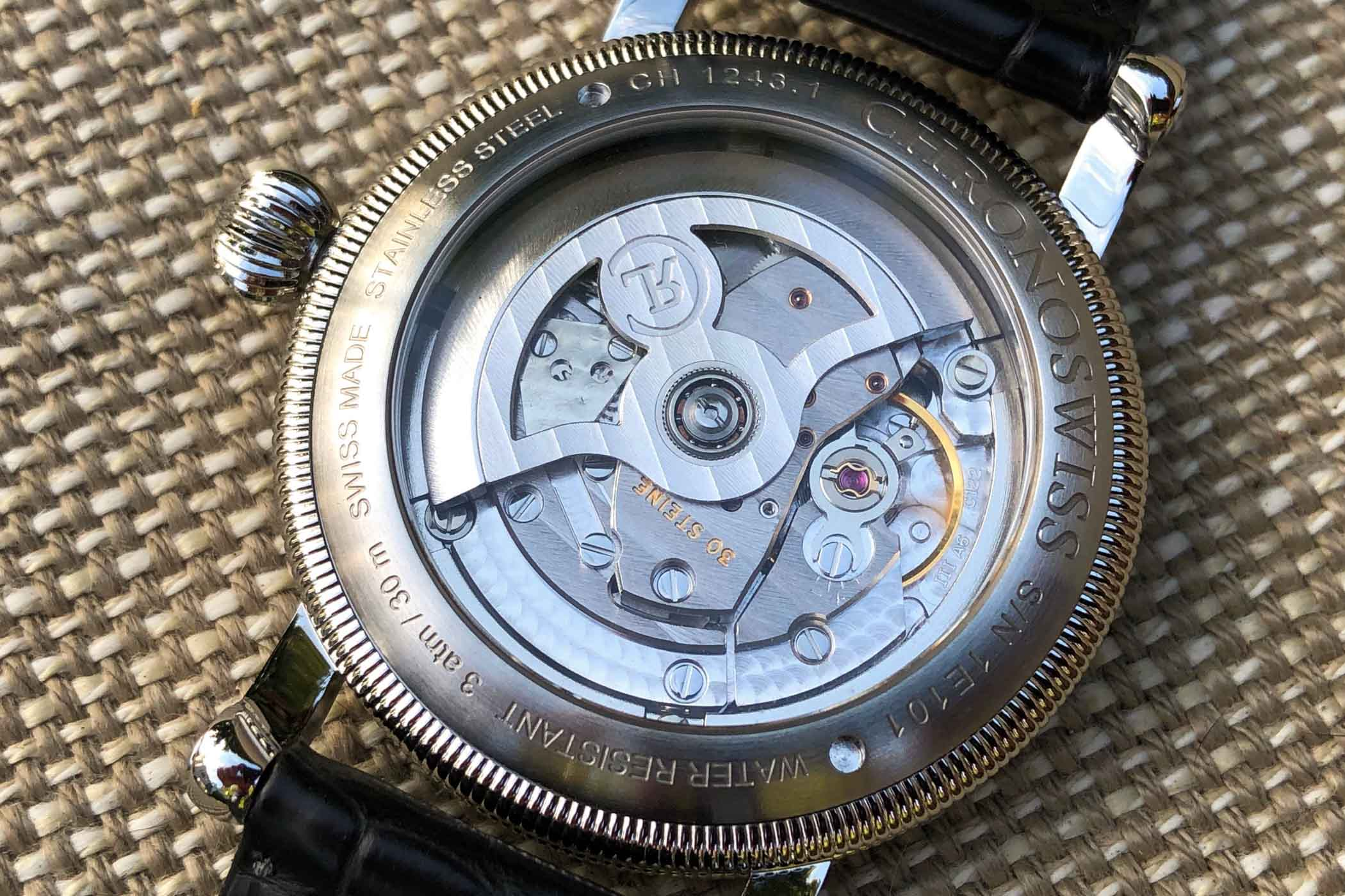 Chronoswiss Regulator Manufacture - Review - 14