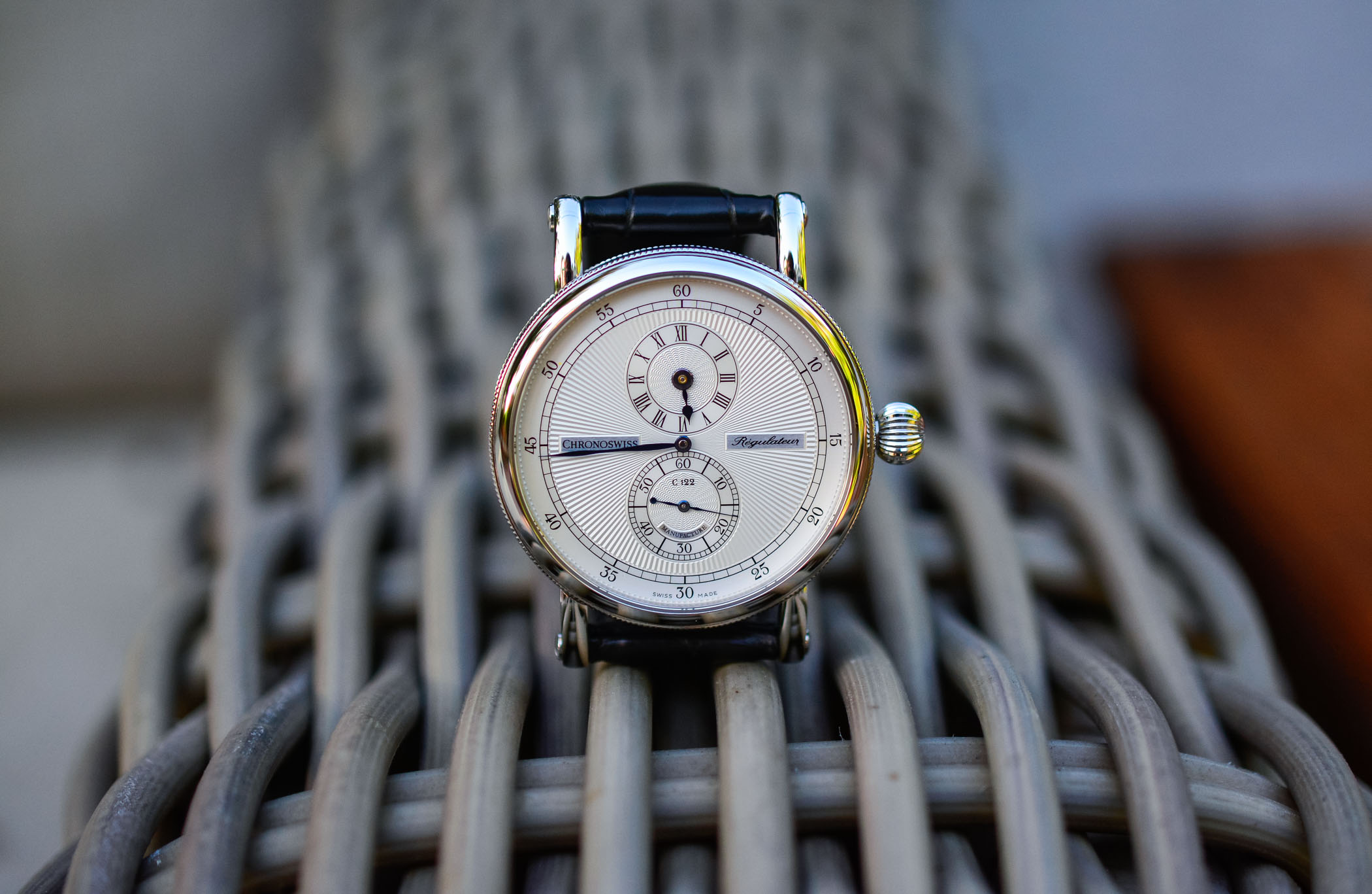 Chronoswiss Regulator Manufacture Review, Specs, Price