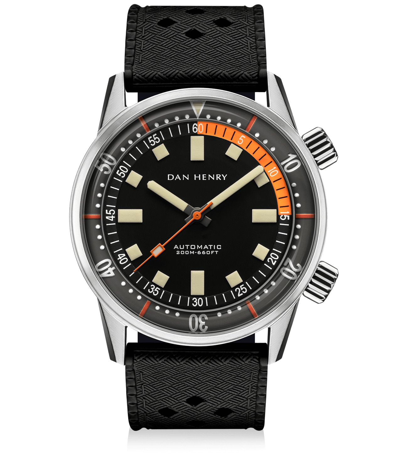 Dan Henry 1970 Automatic Diver 40mm New Colours 2019