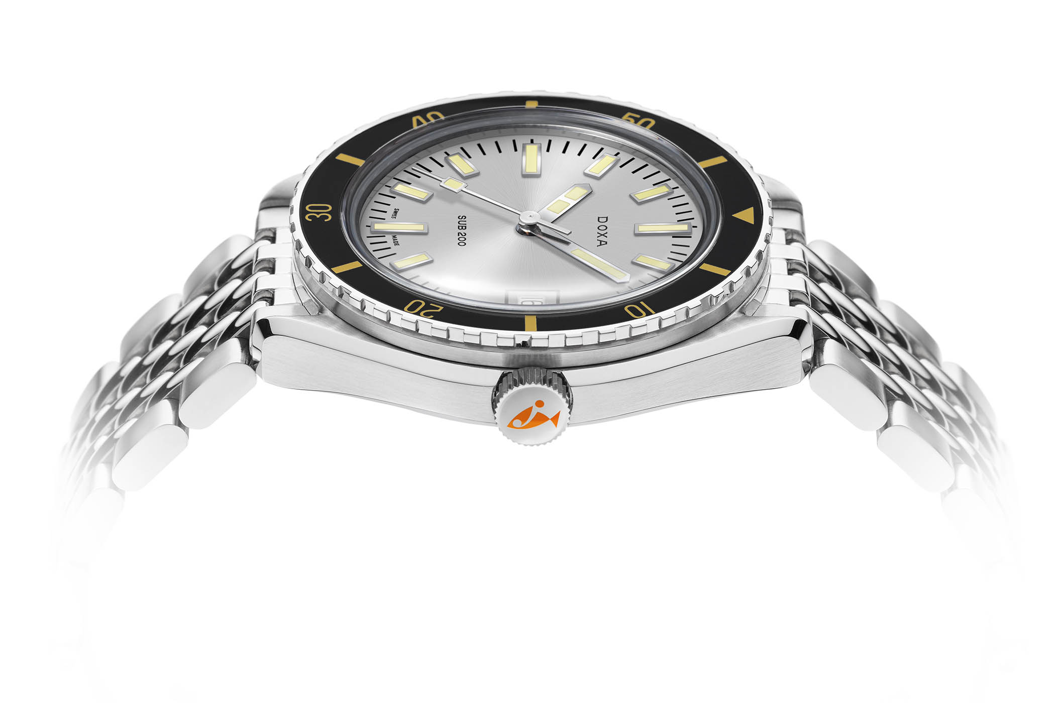 Doxa Sub 200 Collection 2019 - Value Proposition Dive Watch