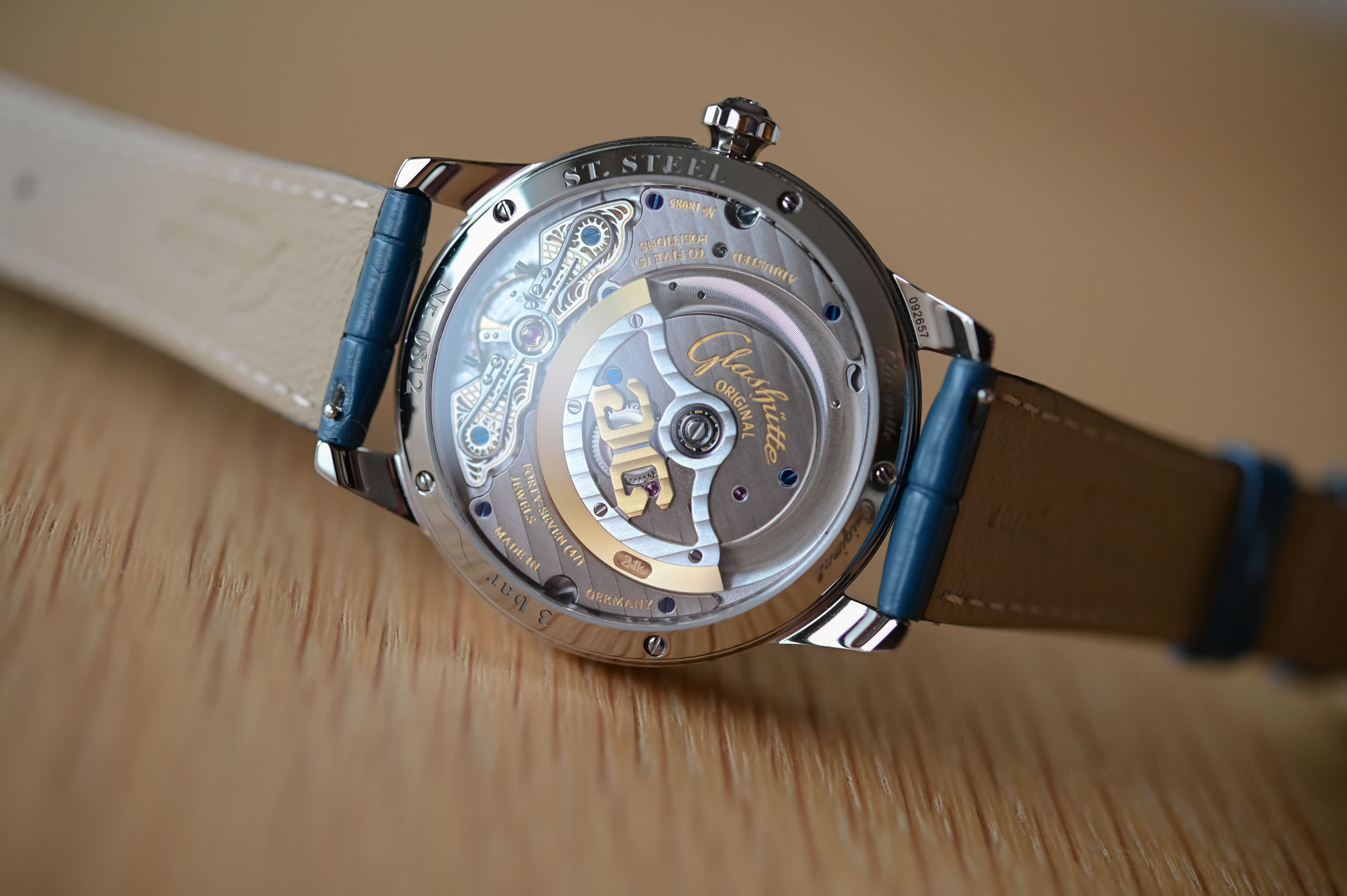 Glashutte Original PanoMatic Luna