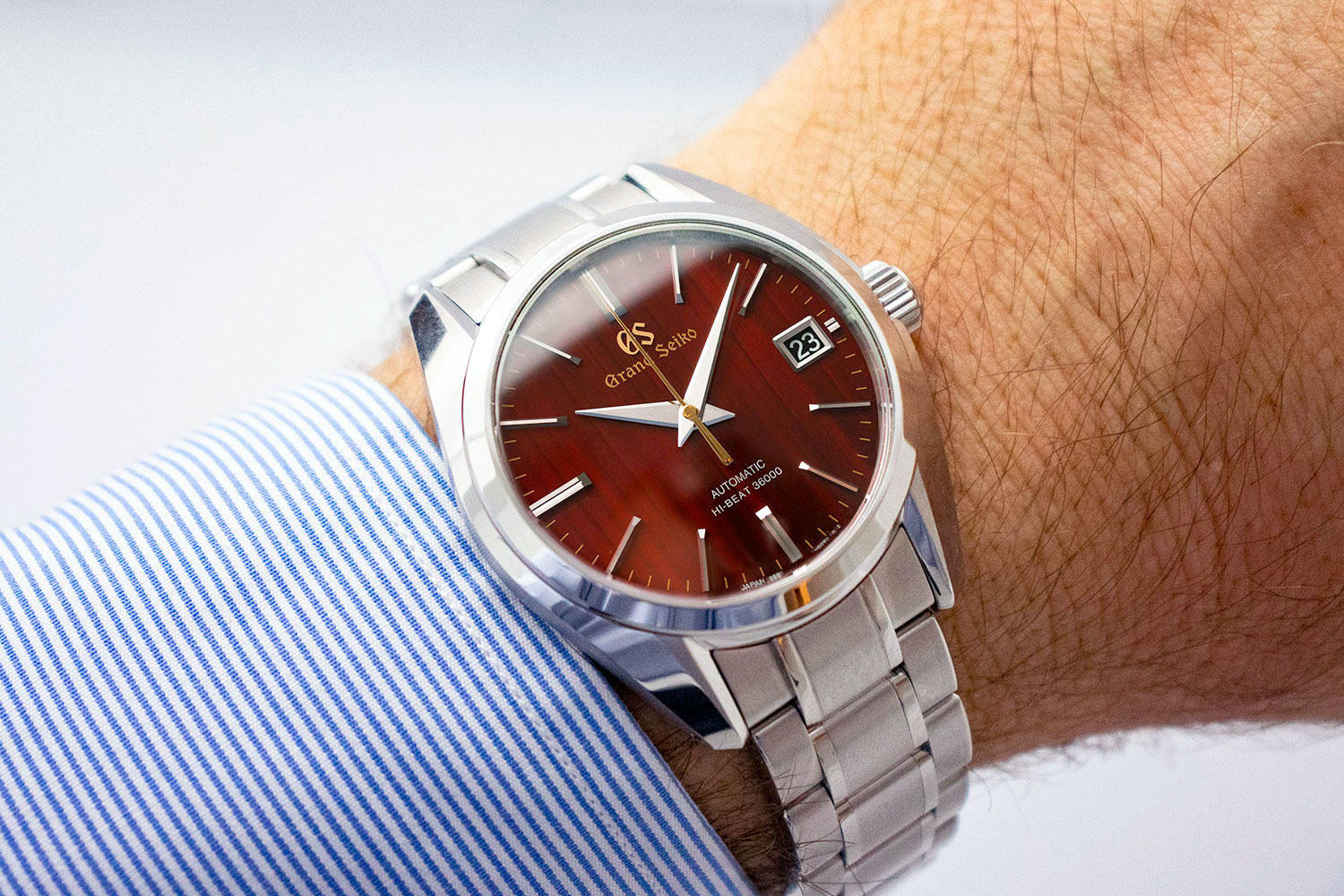 Grand Seiko Heritage Autumn Hi-Beat Limited Edition SBGH269 - Review - 6.jpg