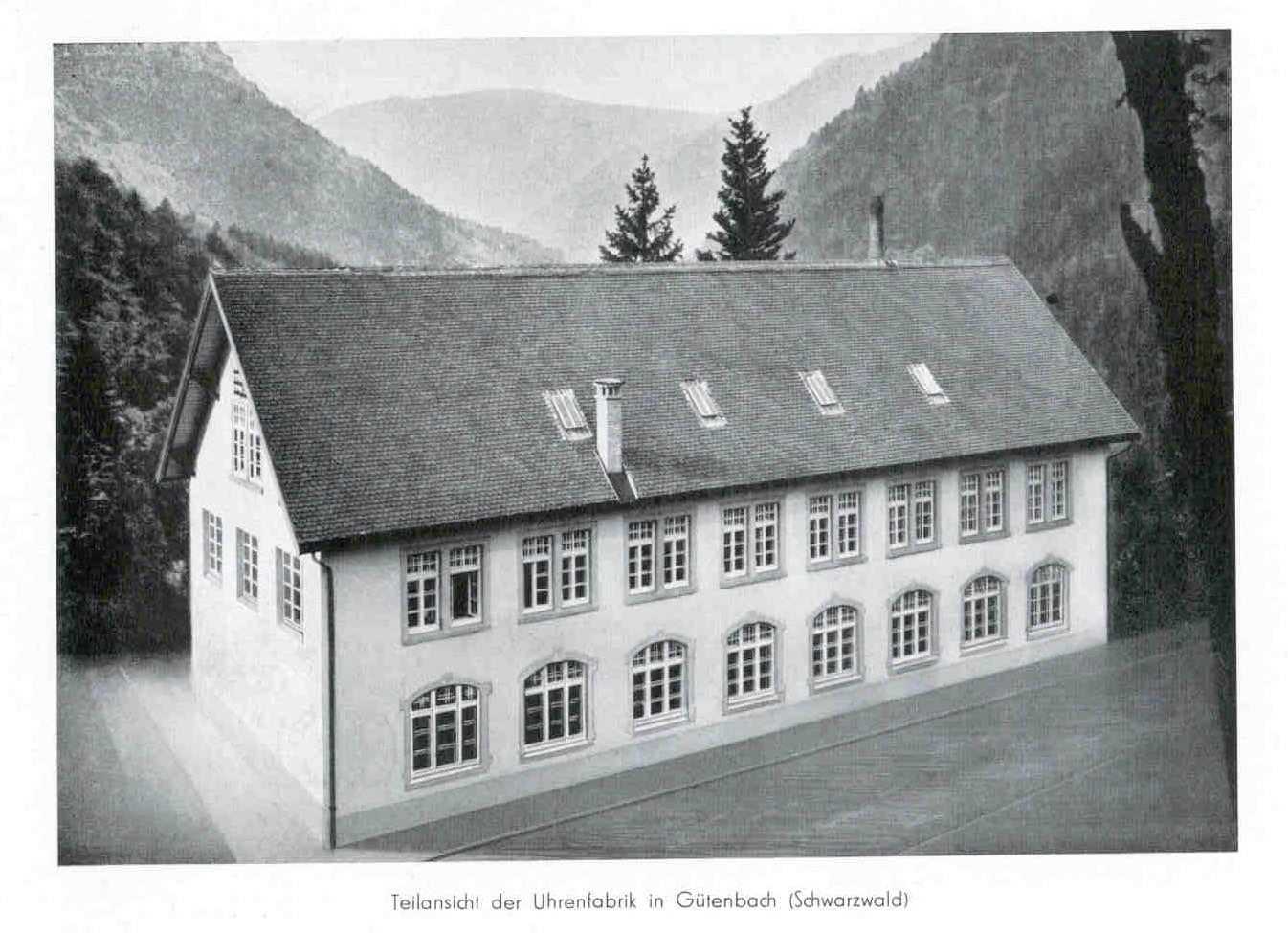 Hanhart Manufactory 1930s Gutenbach - 2