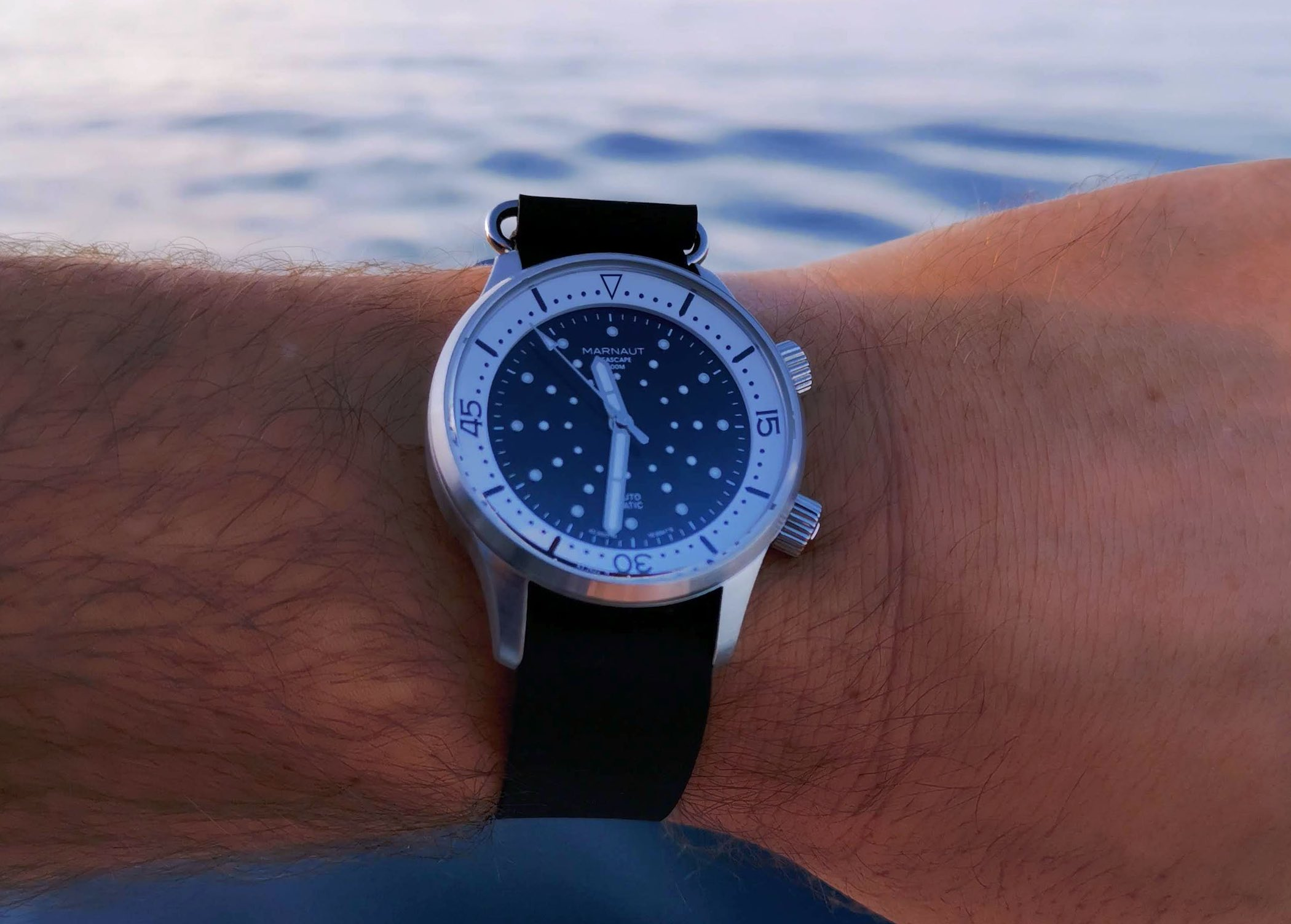 Marnaut Seascape 200 Compressor Dive Watch