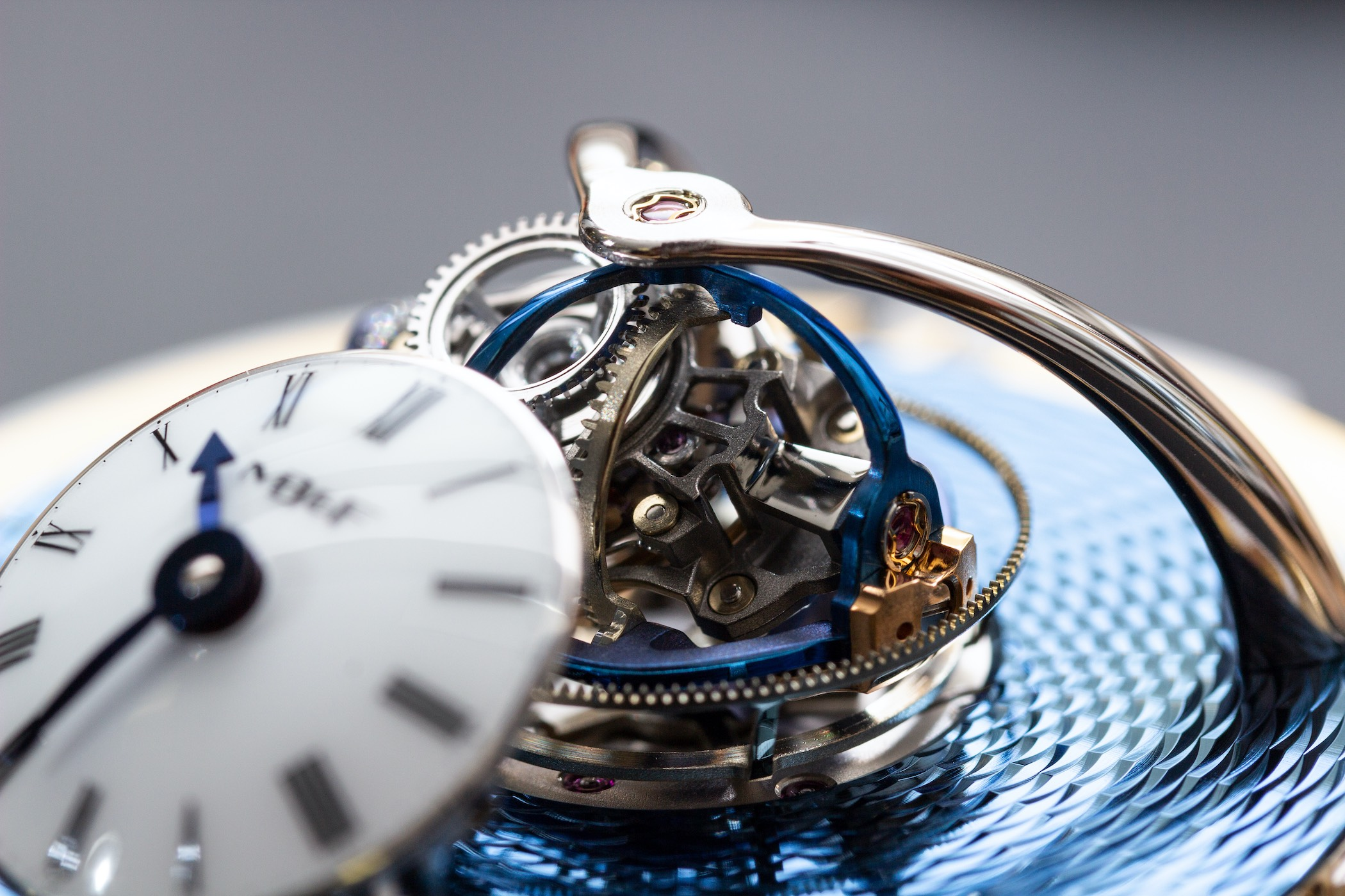 MbandF Legacy Machine Thunderdome triple-axis regulator - 3